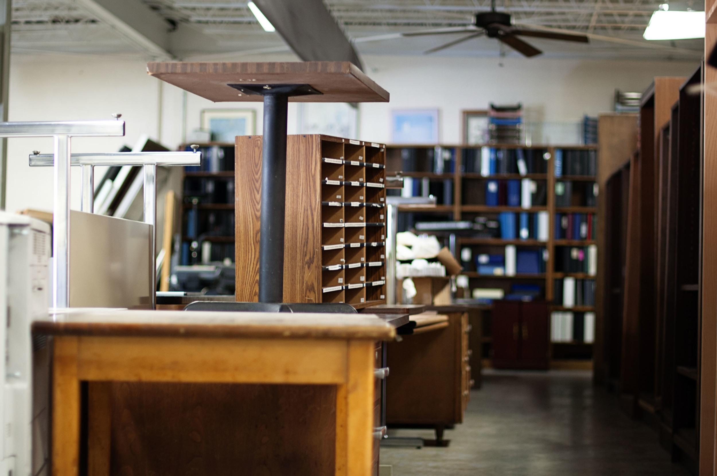 University of North Carolina - Chapel Hill Surplus Store, NC