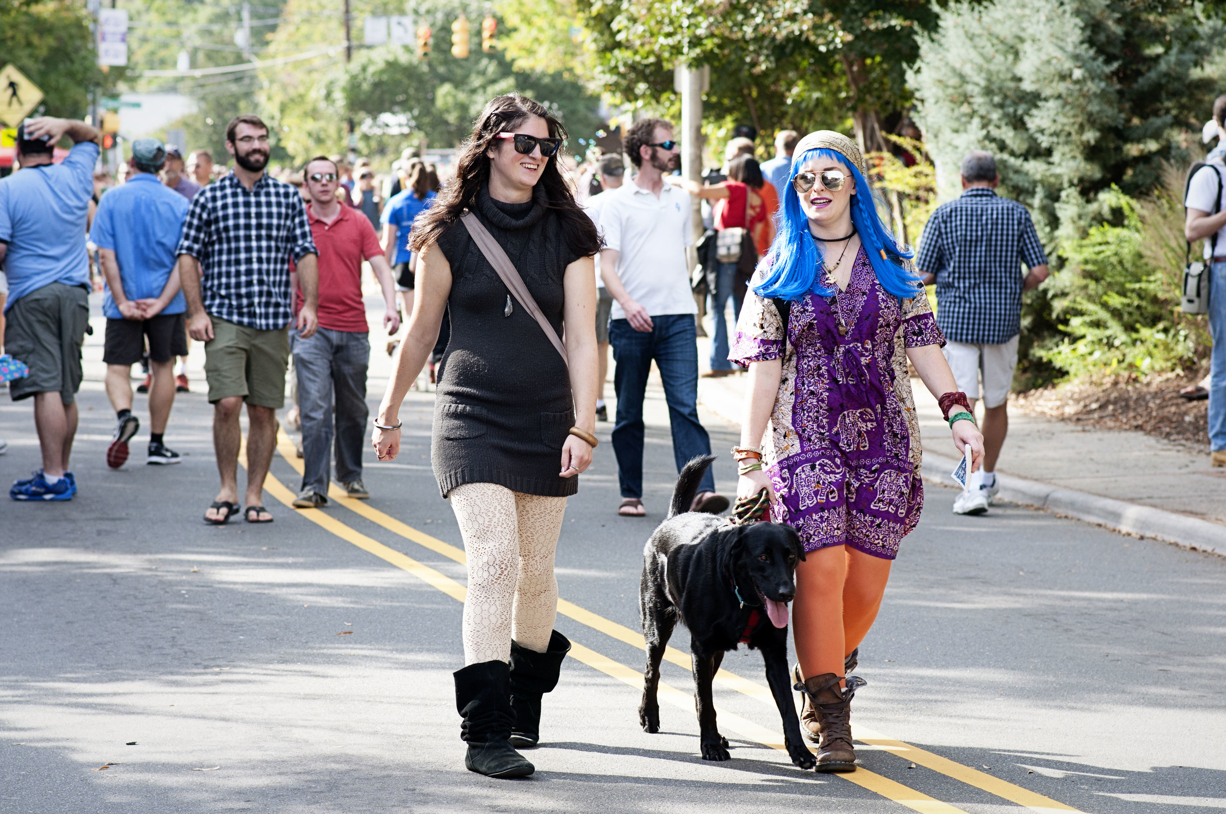 17th annual Carrboro Music Festival - Carrboro, NC. More than 180 free live performances.