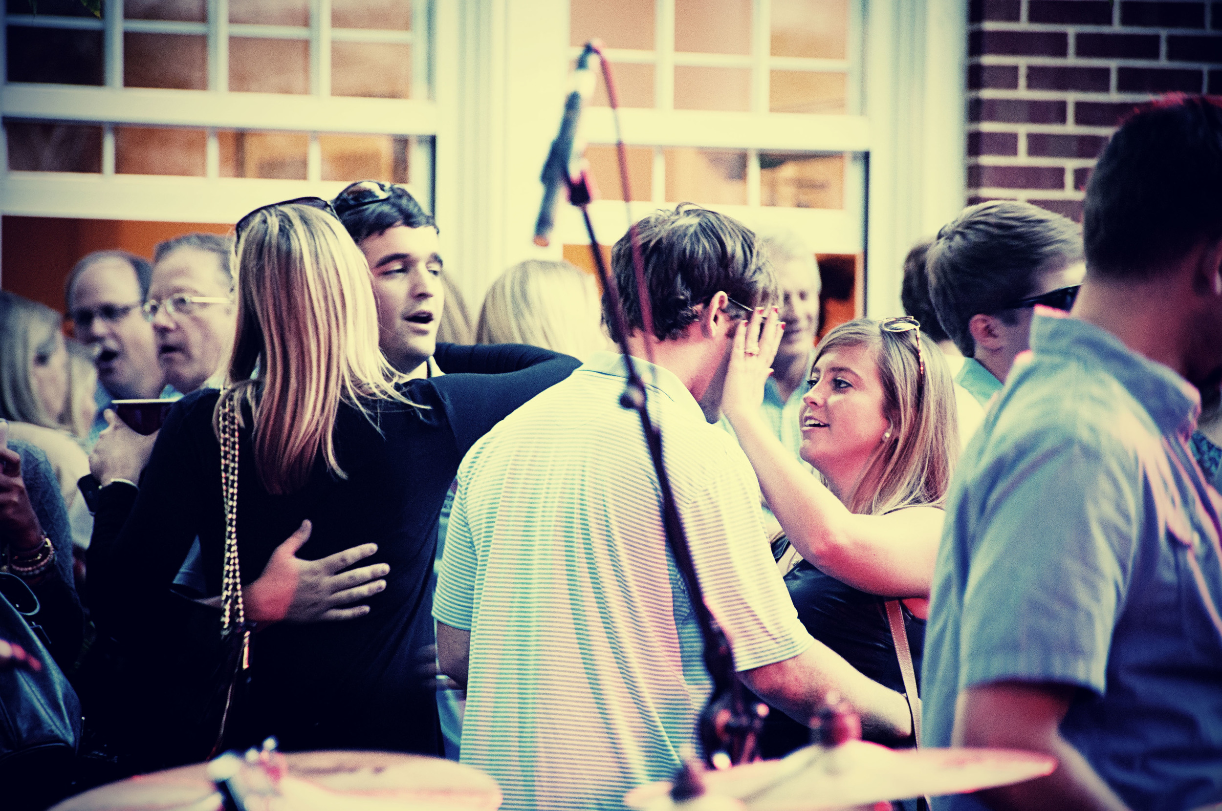 University of North Carolina - Chapel Hill - DKE moment 10-05
