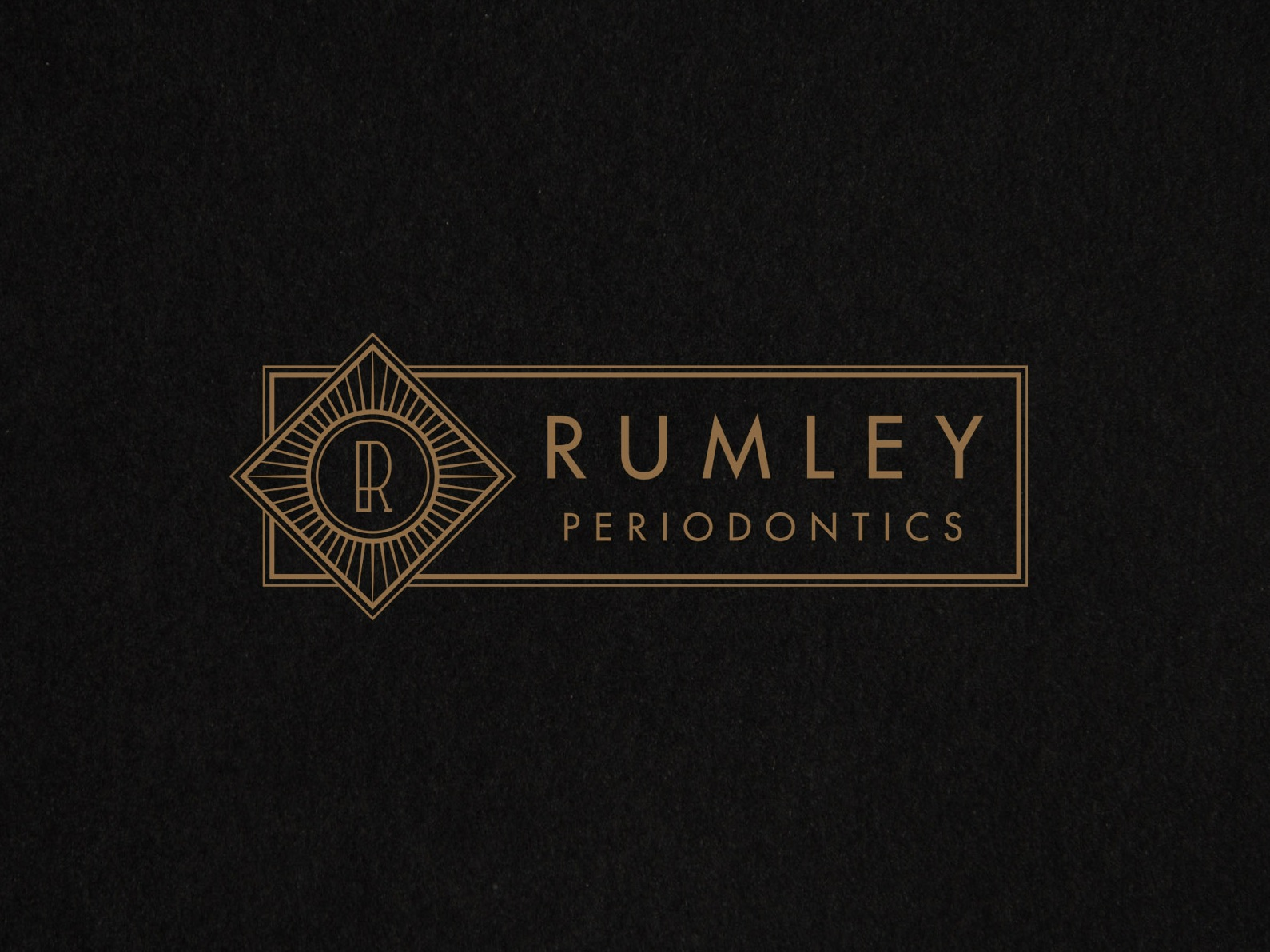 Rumley Periodontics - Logo Design // Brand Identity // Graphic Design