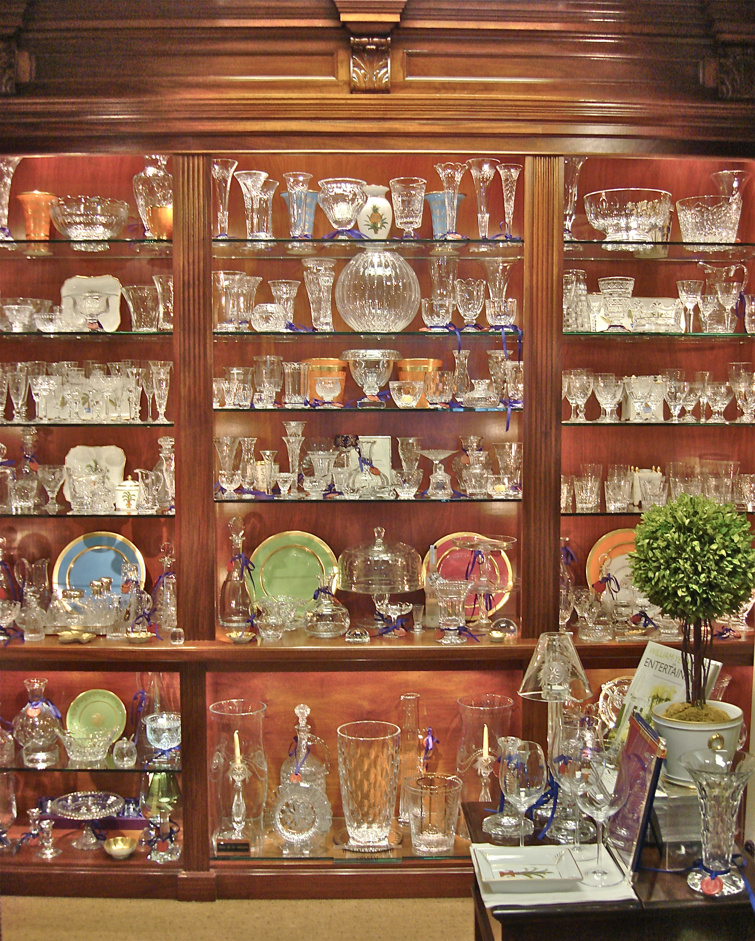 William Yeoward Crystal Collection