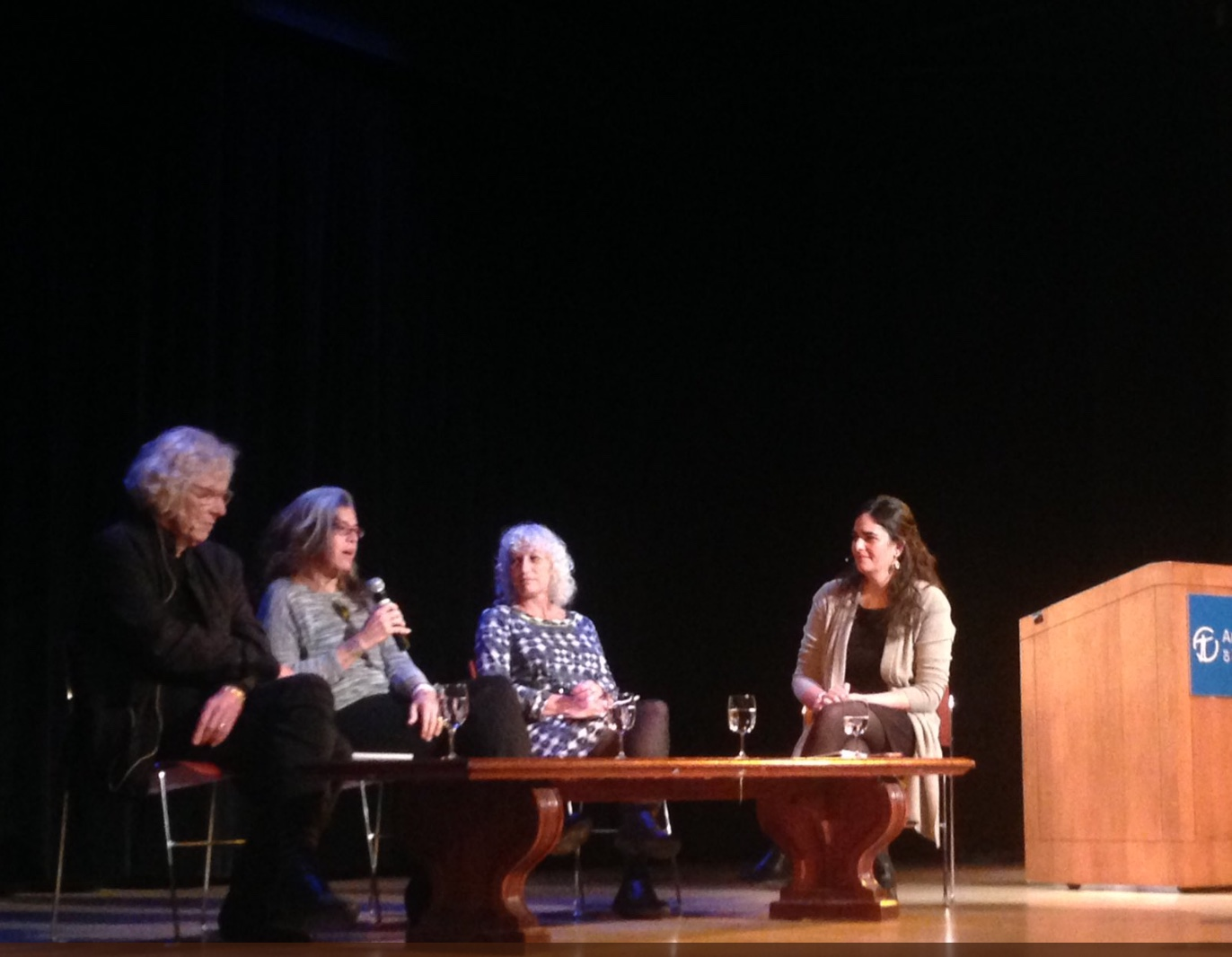 SCCS 2017 public panel at the American Museum of Natural History