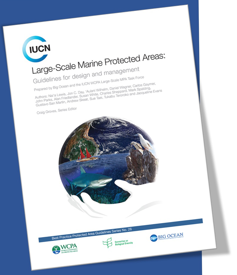 A collaborative publication from Big Ocean and IUCN