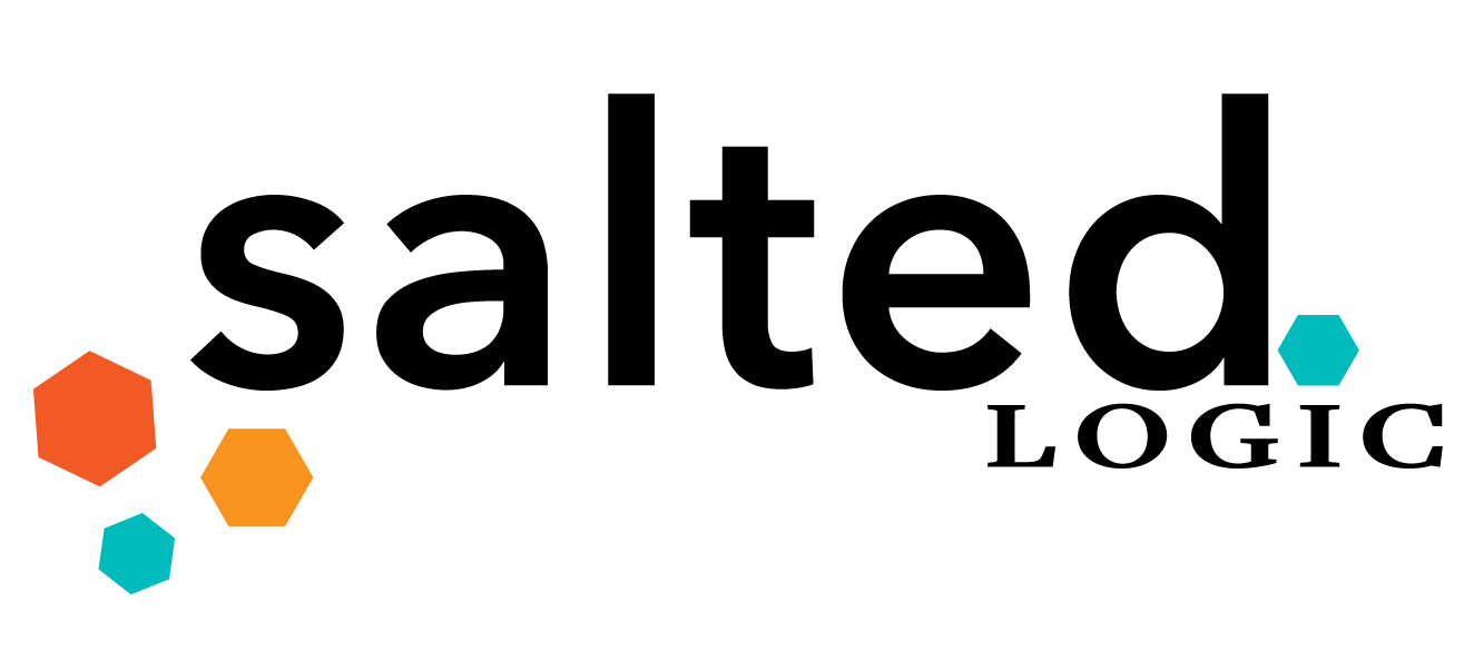 Salted Logic. Producing products, services and experiences at the intersection of art, science and spirituality.