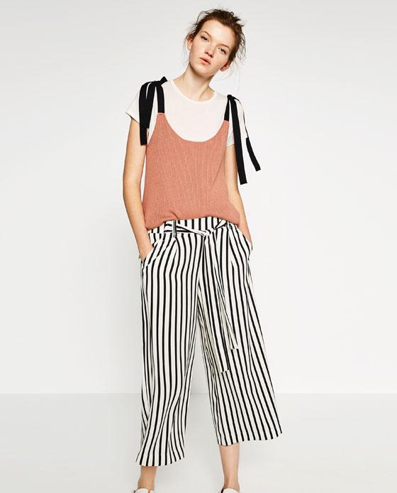 Pants: ZARA $15