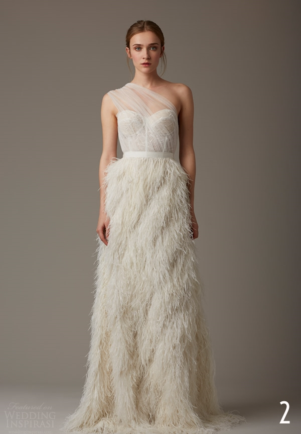 lela-rose-bridal-spring-2016-the-dusk-one-shoulder-illusion-overlay-bodice-feather-skirt.jpg