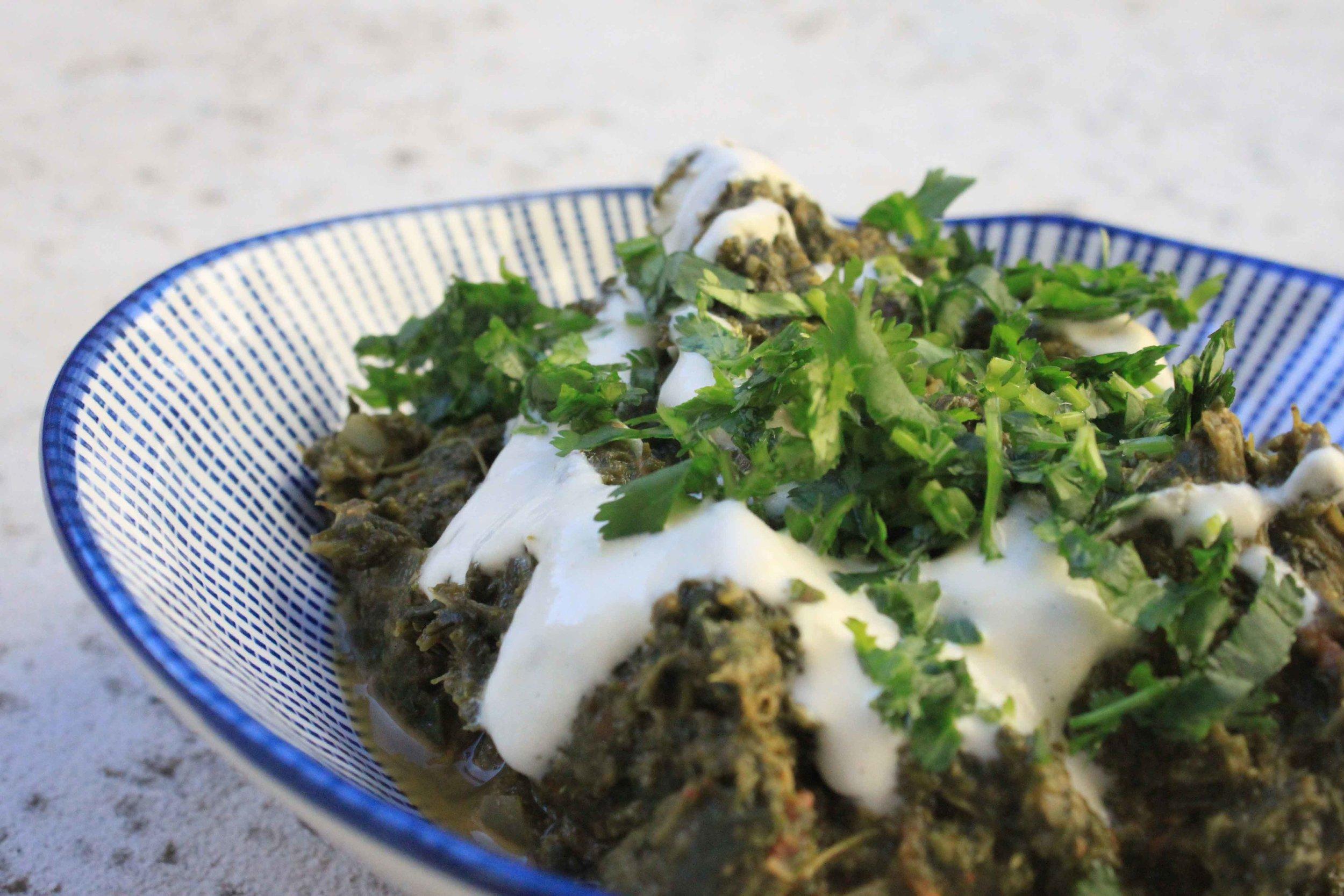 palak saag paneer recipe charisma shah curried spinach
