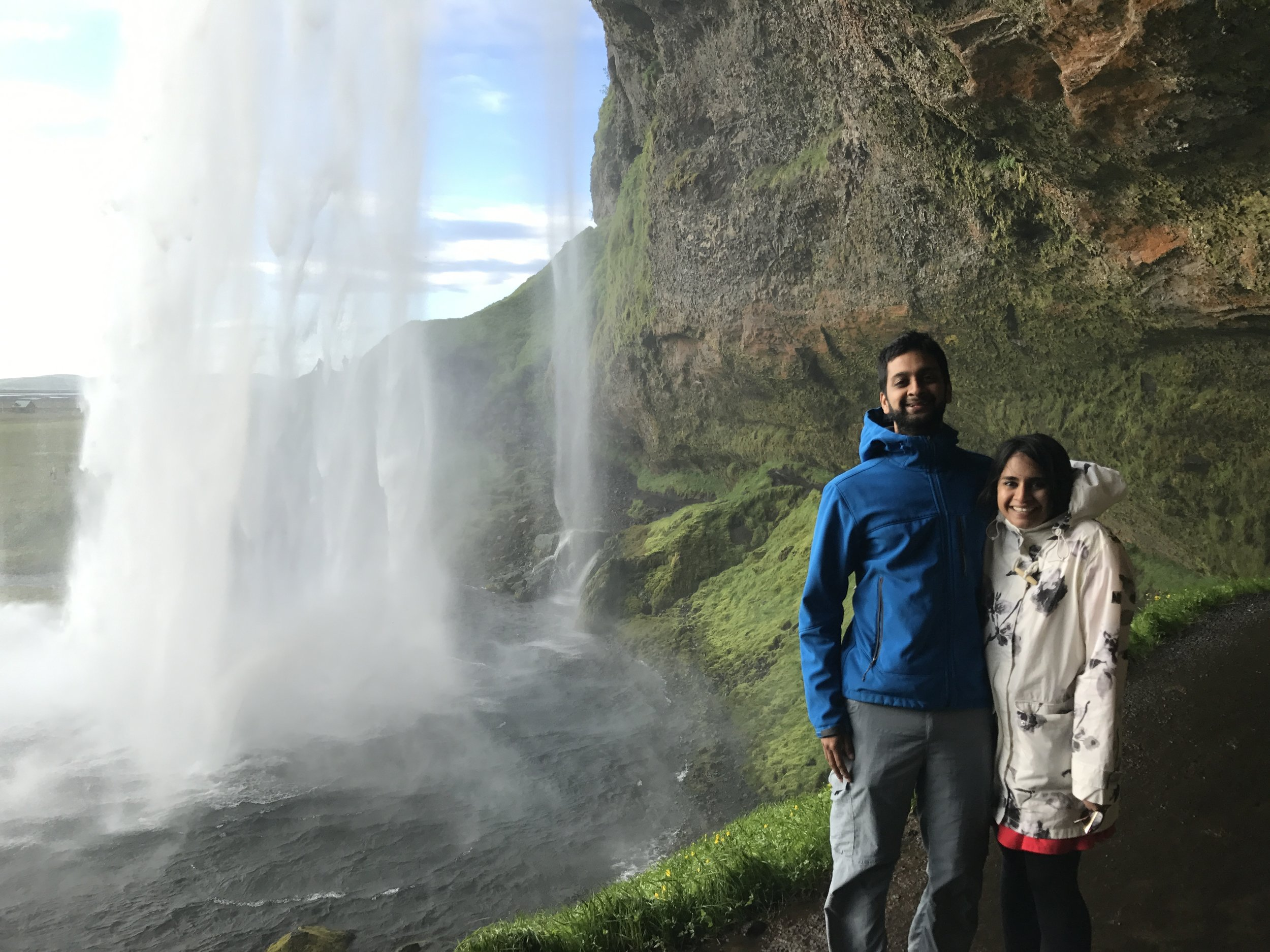 Sejalandsfoss Waterfall Iceland