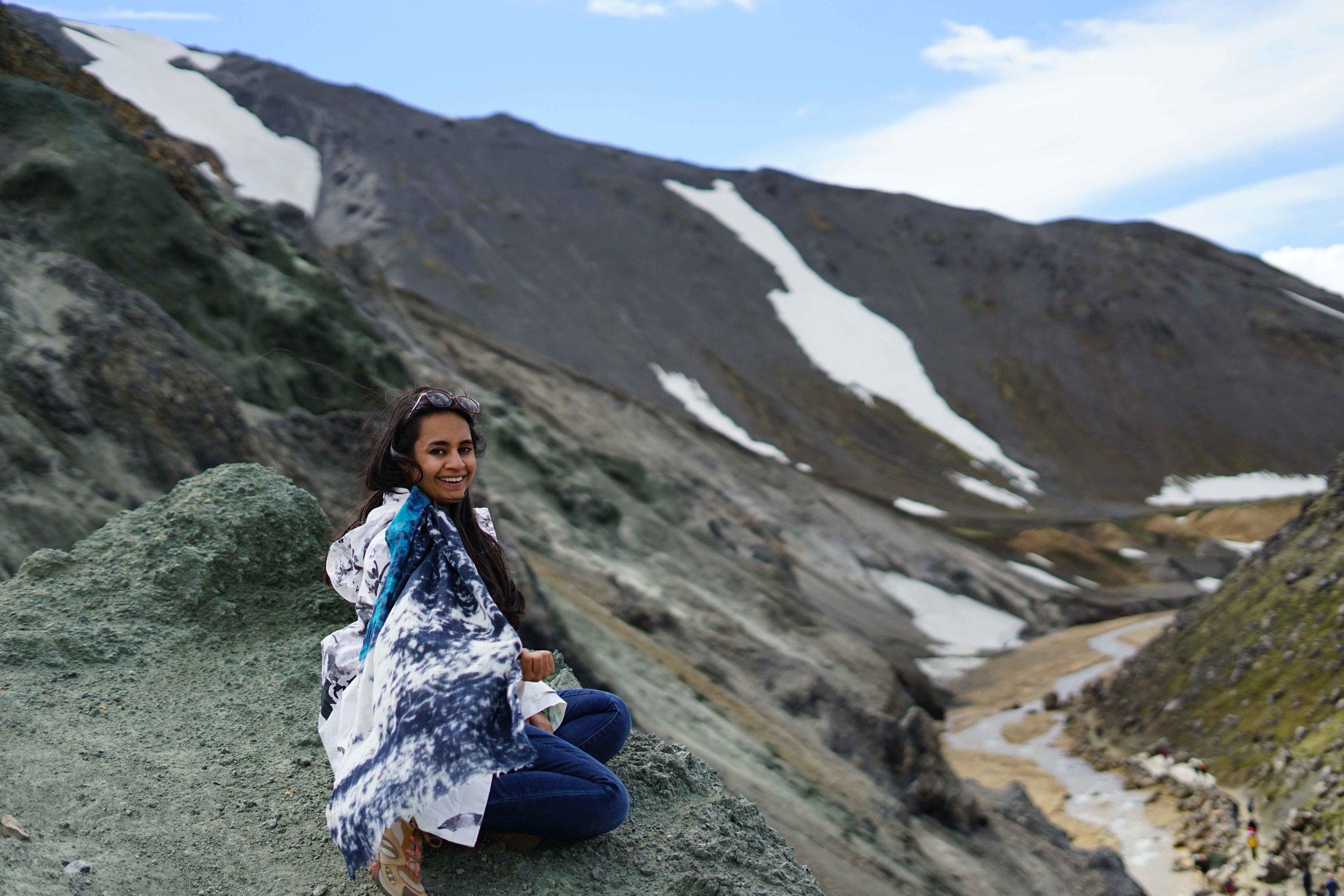 landmannalaugur mountains iceland travel guide charisma shah