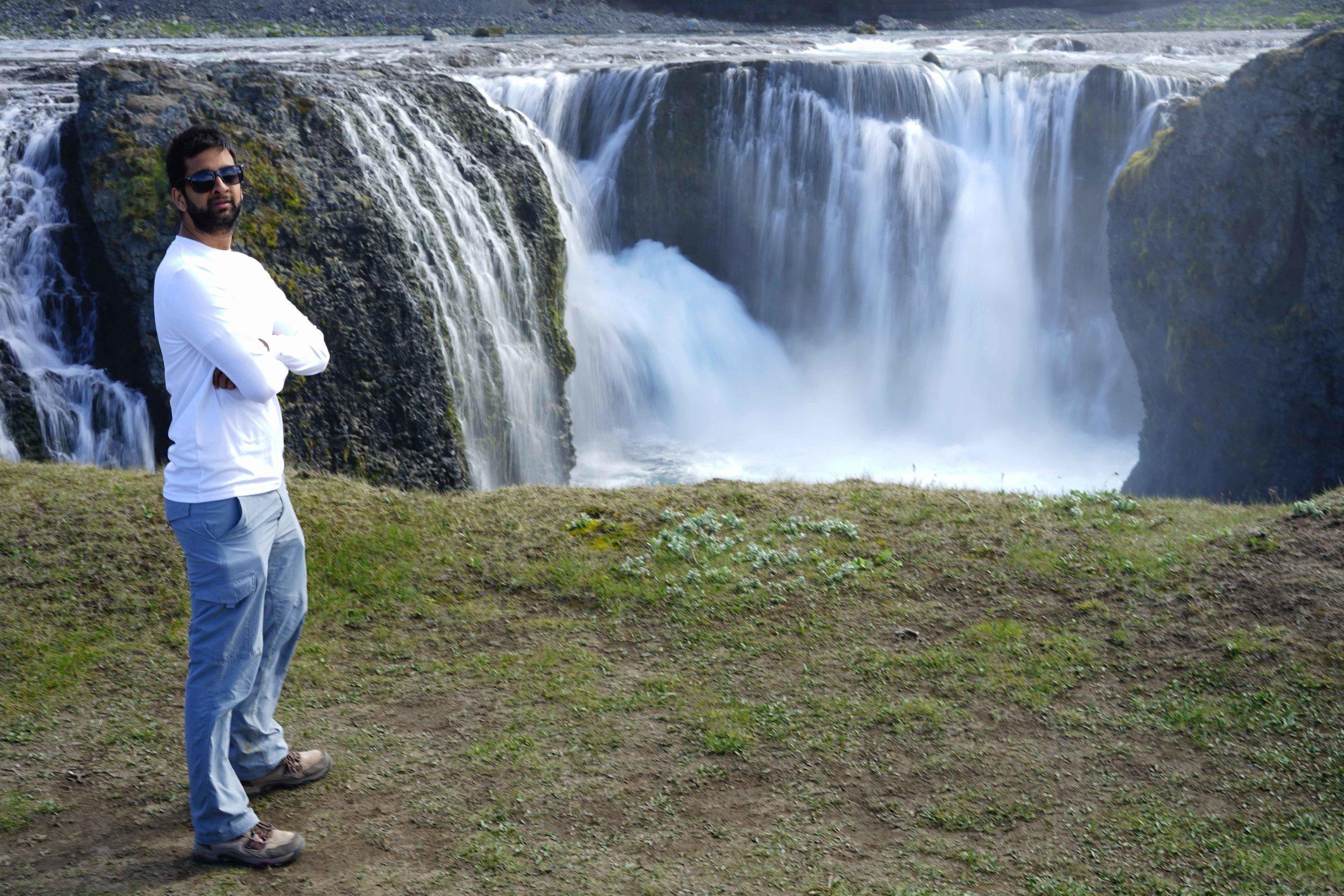sigoldüfoss waterfall Iceland travel guide charisma shah