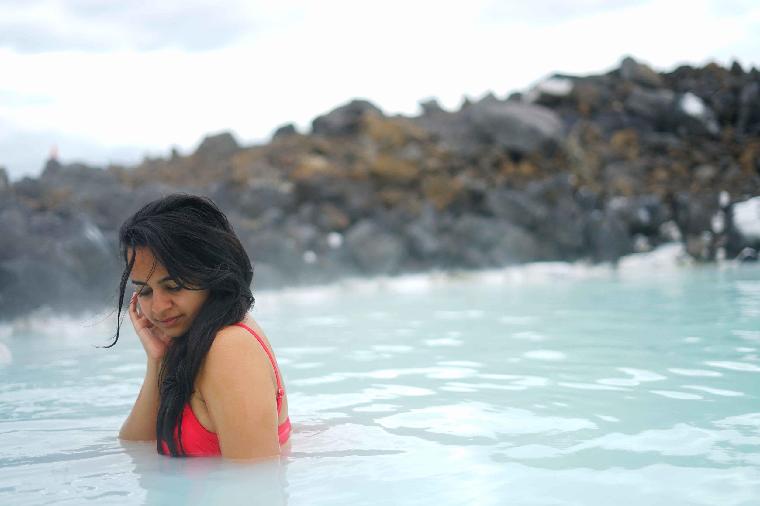 Blue Lagoon Iceland Travel Guide Charisma Shah