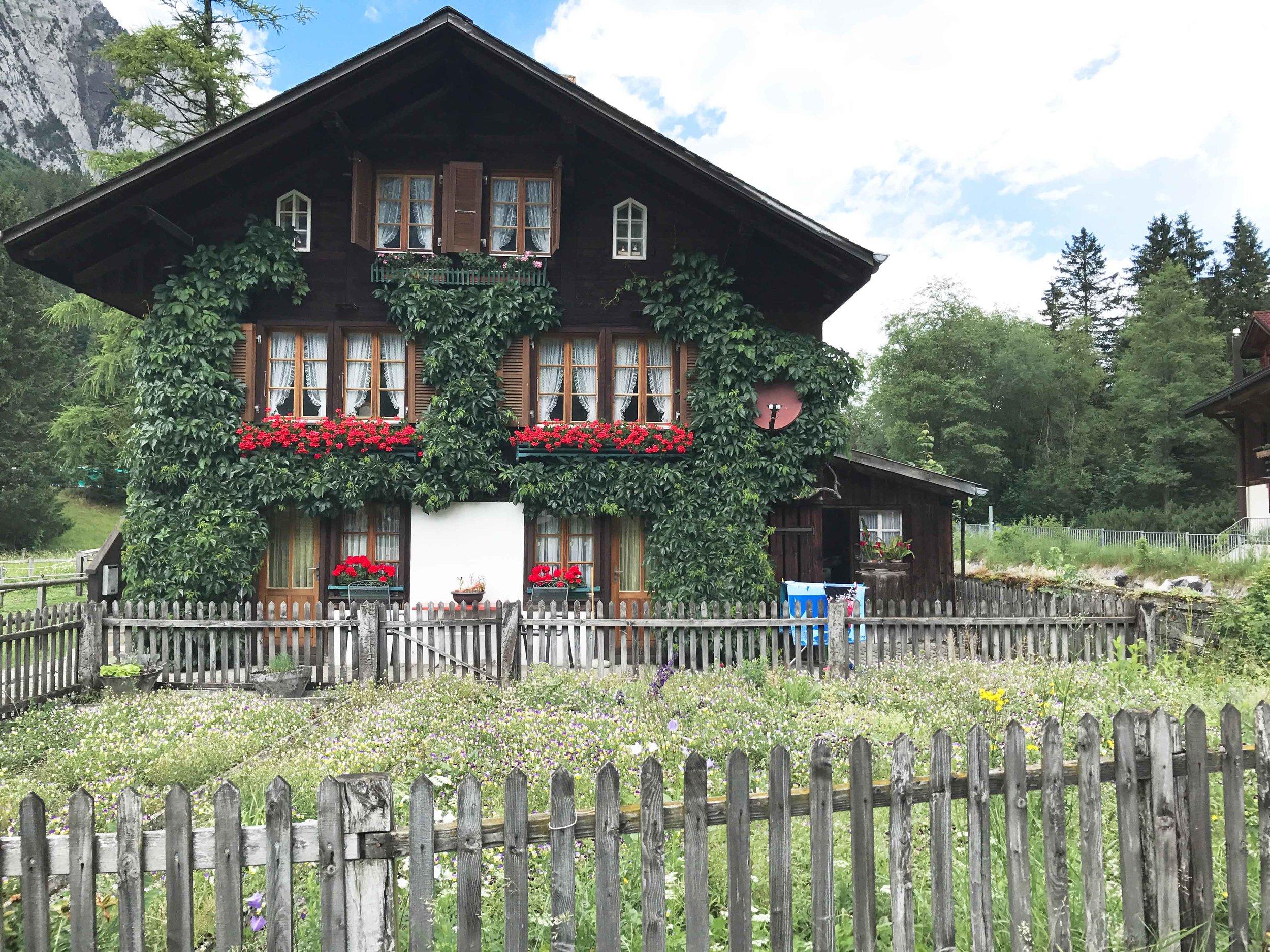Gimmelwald Switzerland Travel Guide Charisma Shah
