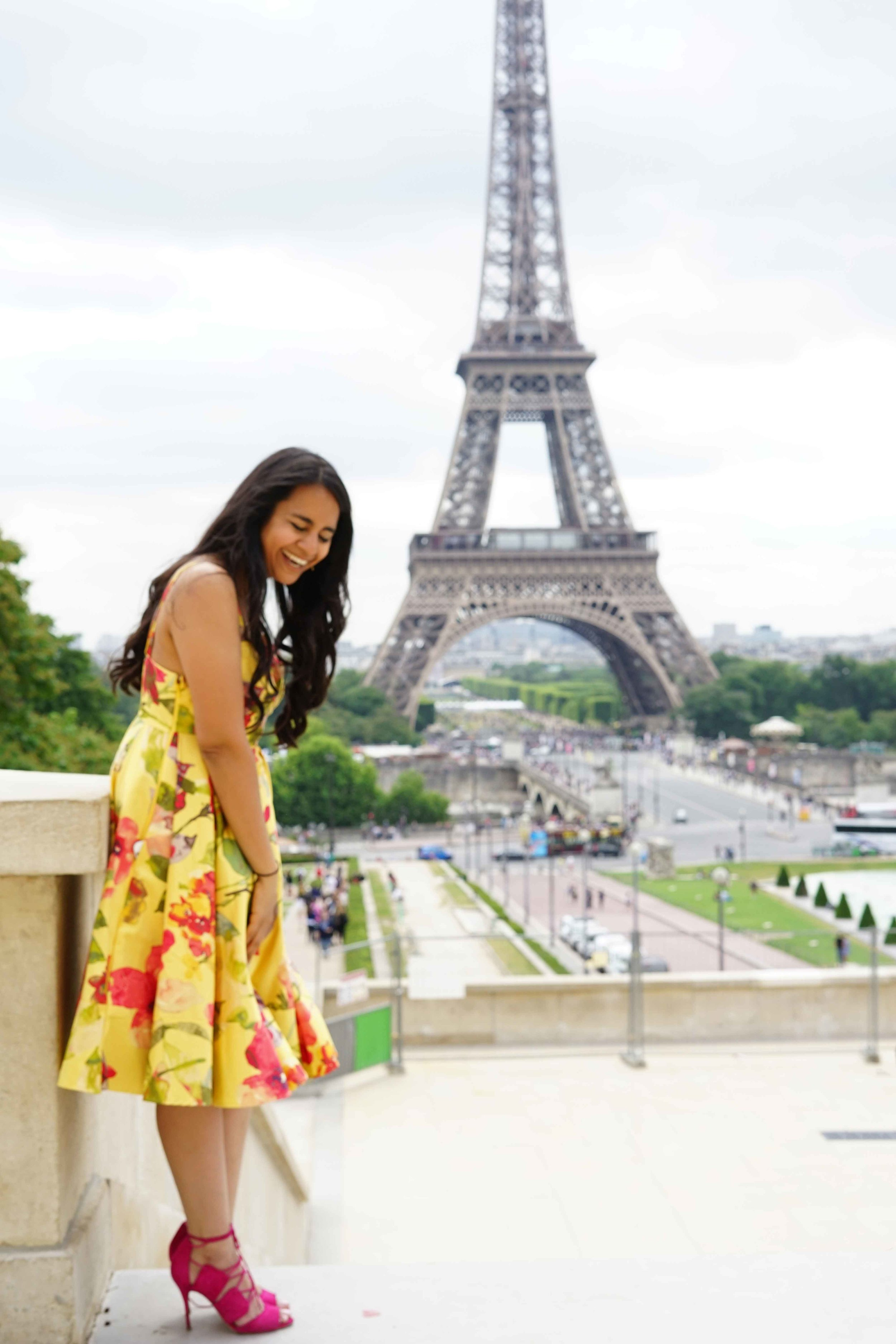 Eiffel Tower Paris Travel Guide Charisma Shah