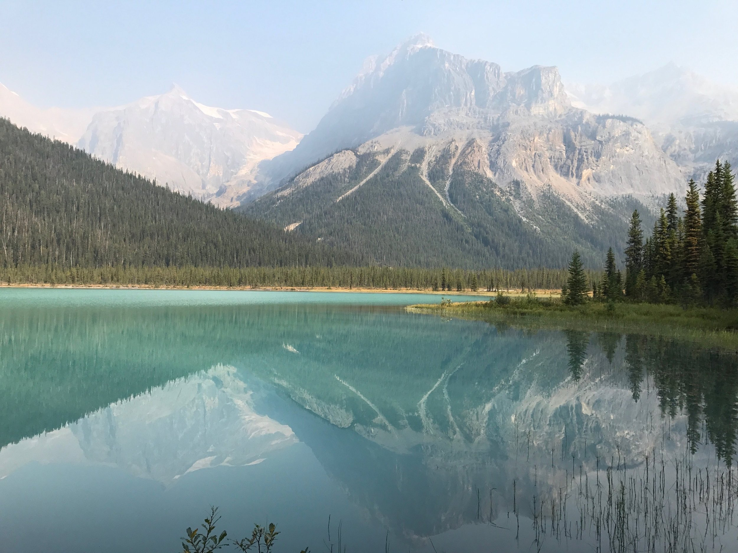 Emerald Lake (Yoho National Park, Canada)