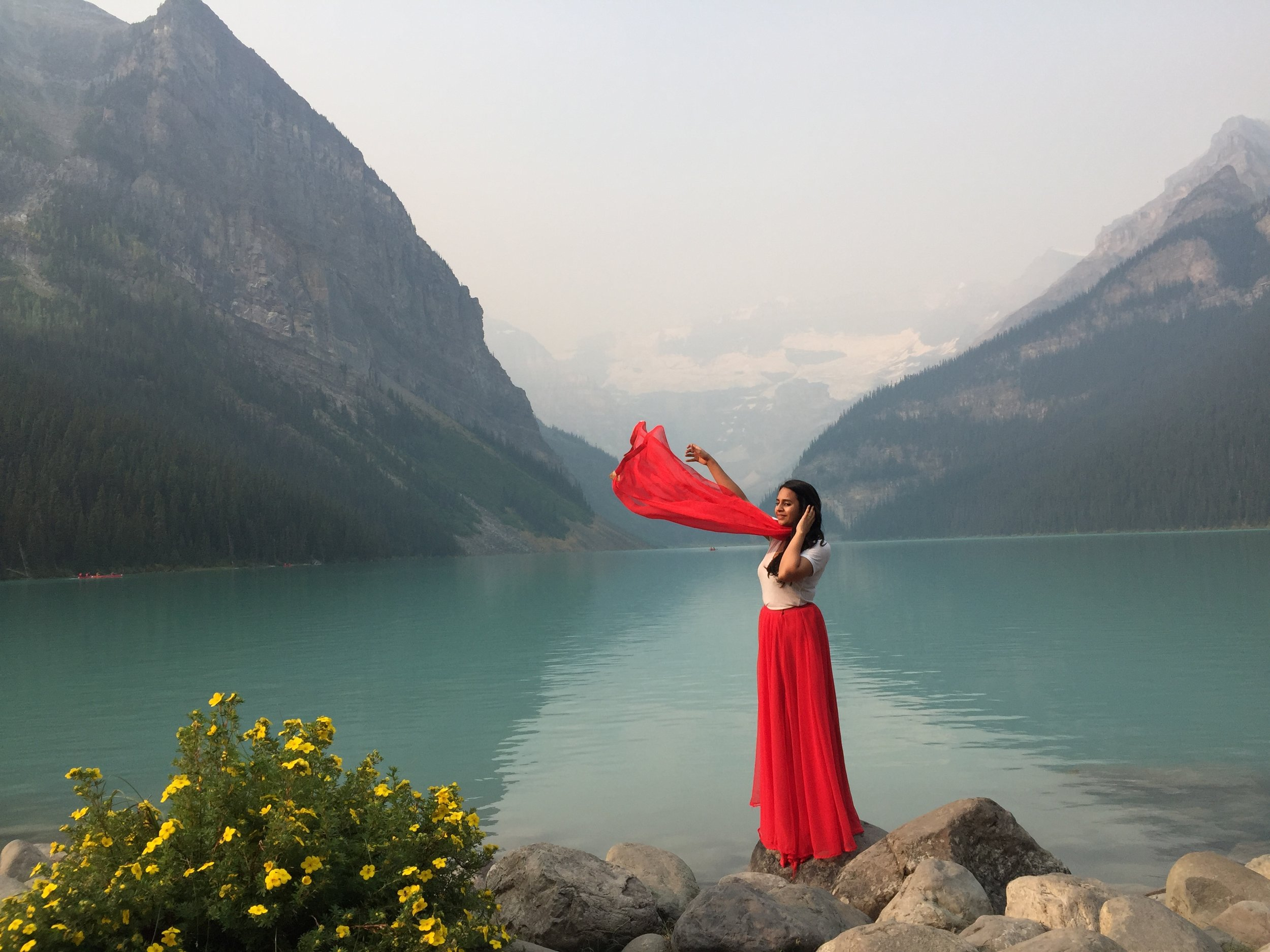 Lake Louise Banff National Park Canada Tour Guide Itinerary Charisma Shah