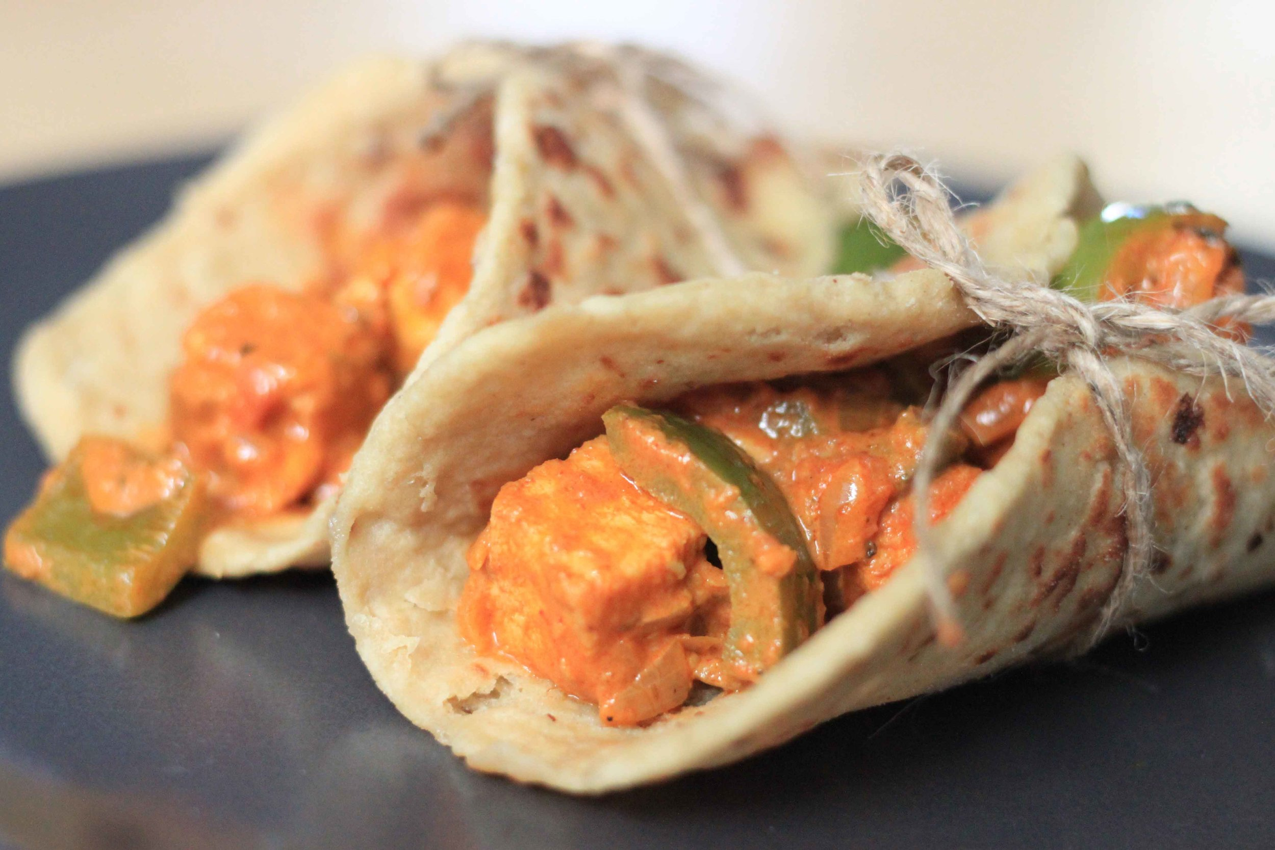 tava paneer kati roll recipe vegetarian low carb indian charisma shah