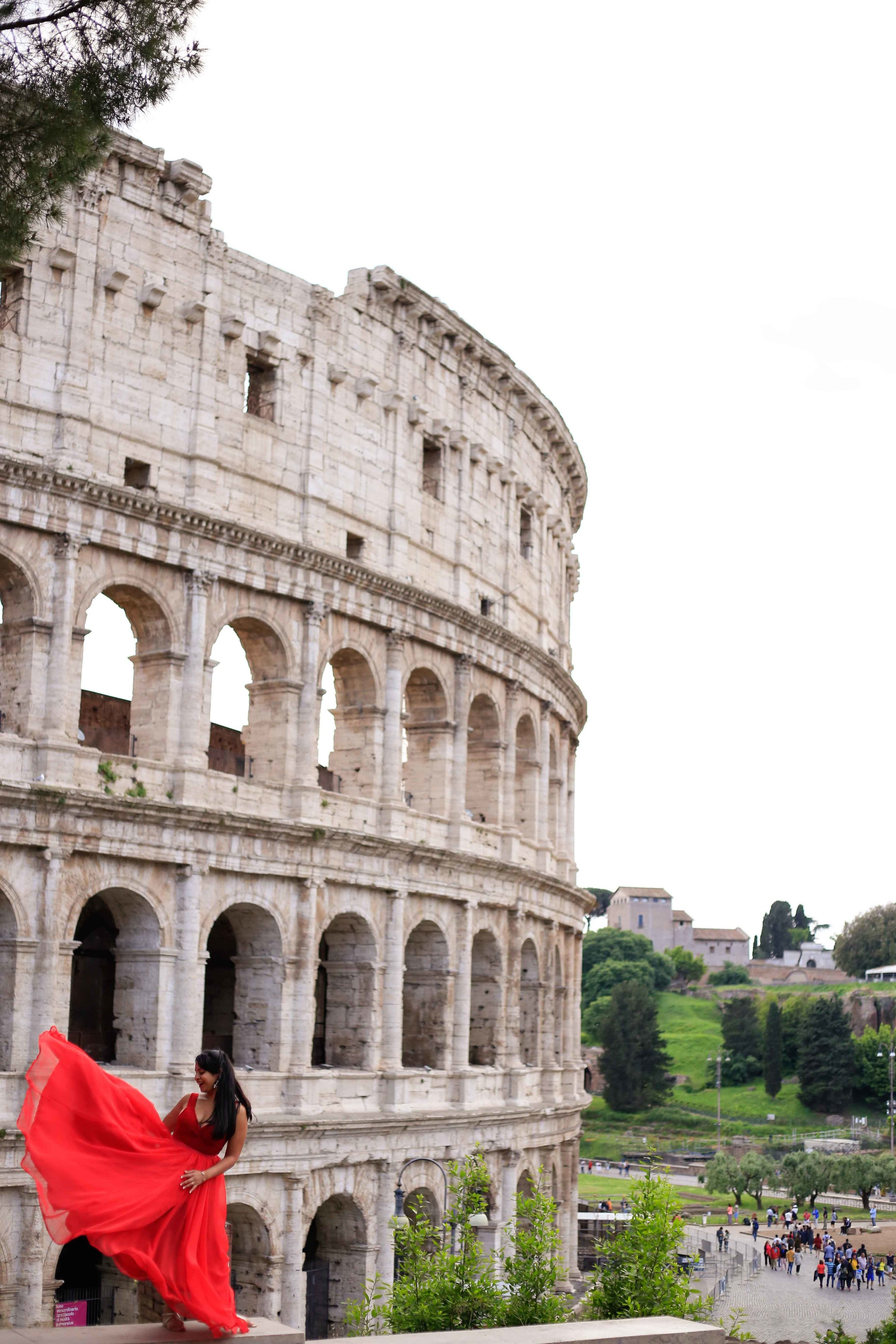 Colosseum Colosseo Itinerary Guide Italy Roadtrip Charisma Shah