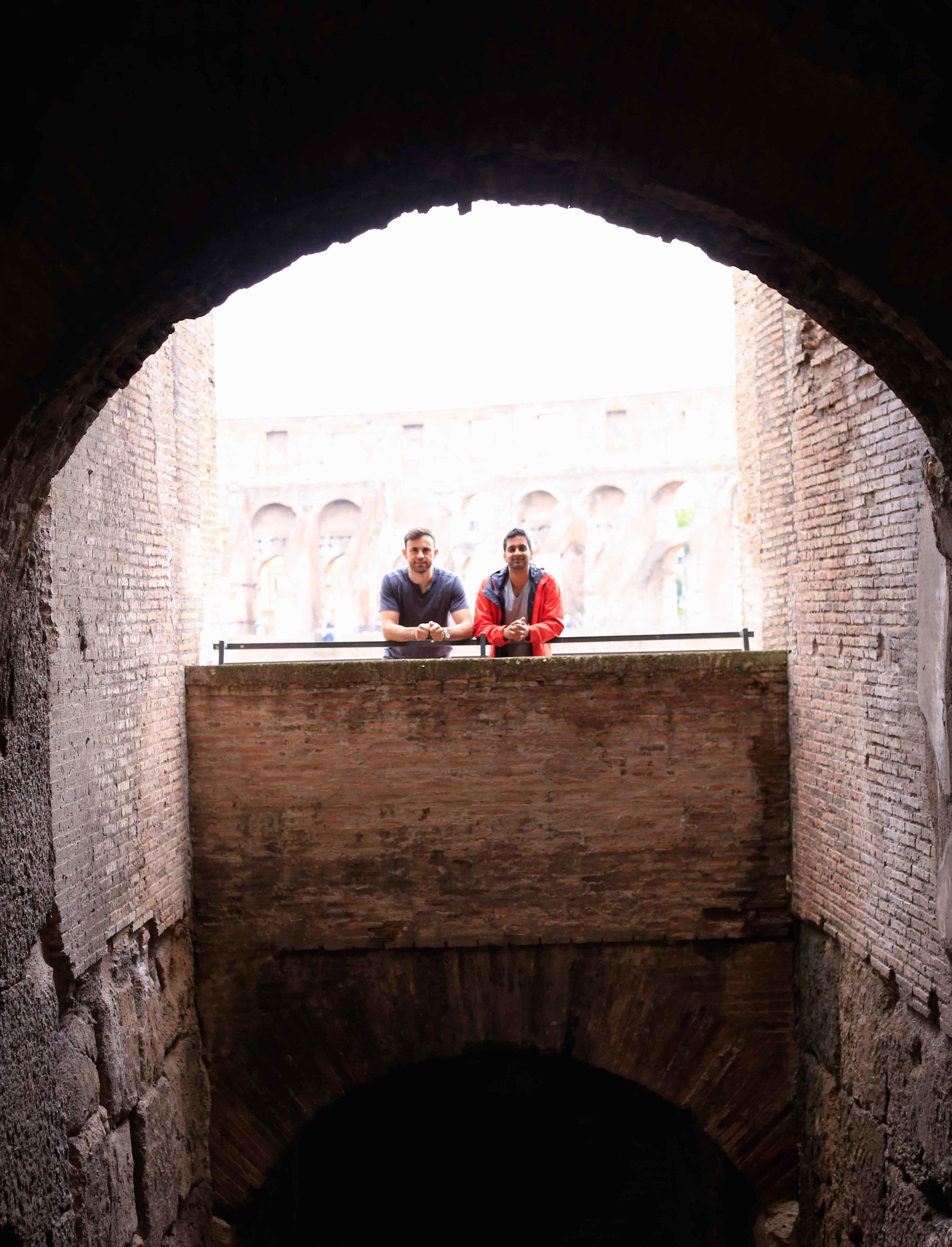 Colosseum Tour Roadtrip Through Italy Tuscany Travel Guide Charisma Shah