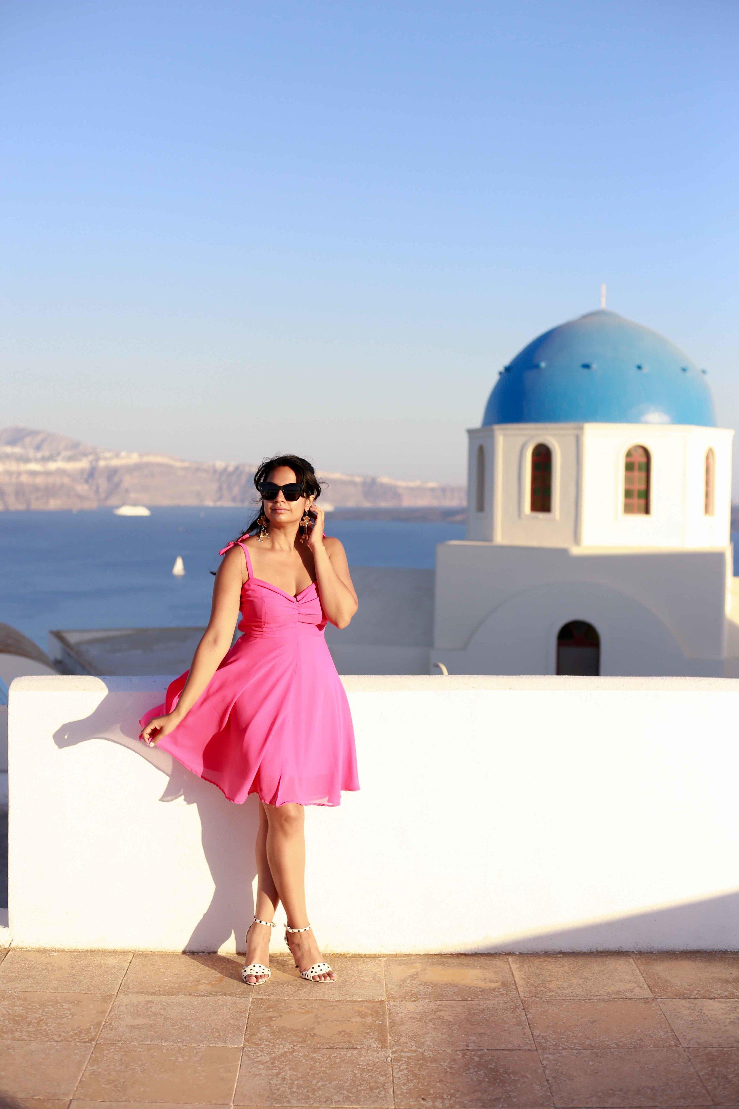 Vegetarian Guide to Santorini - Charisma Shah