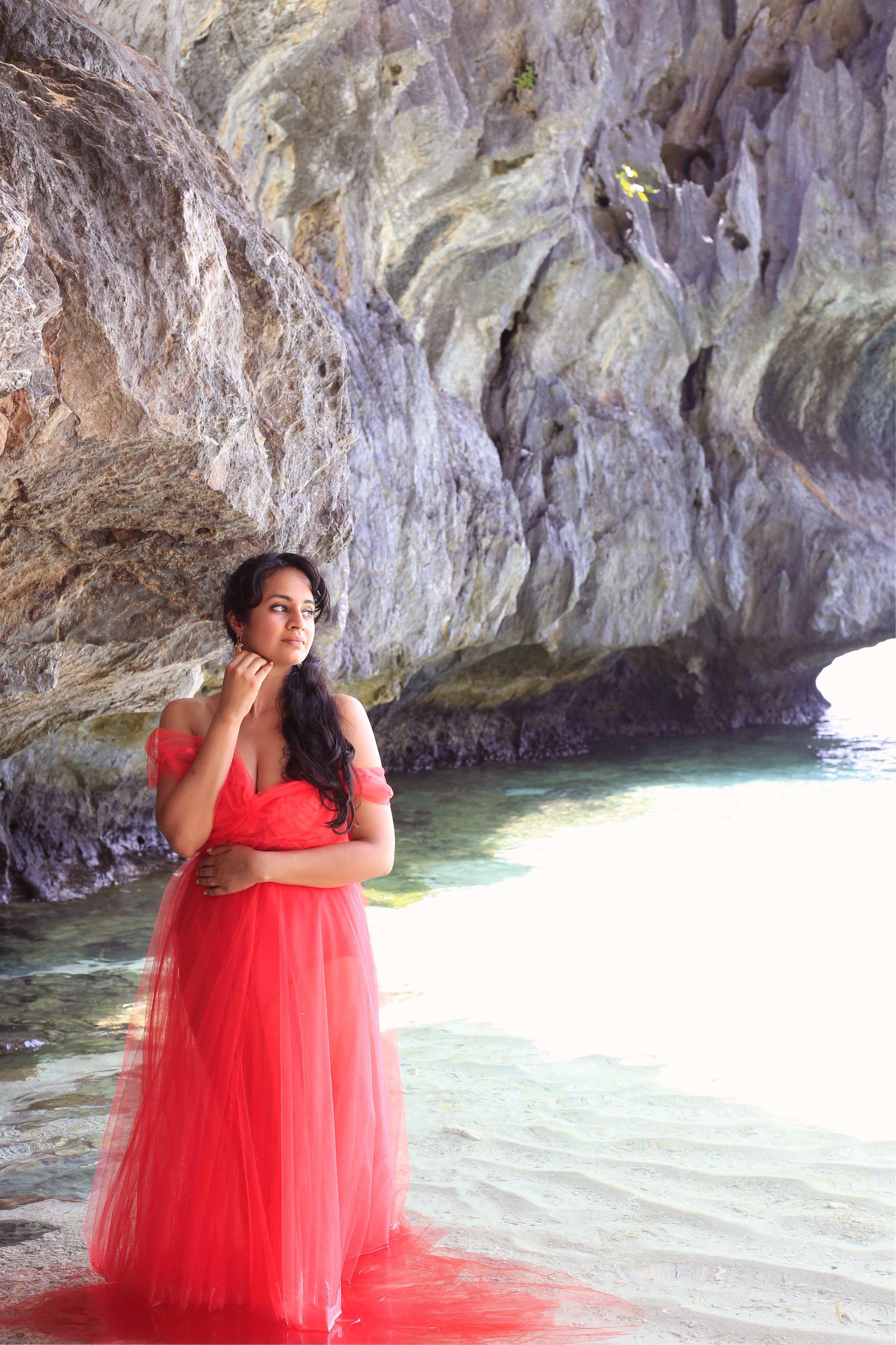 The Vegetarian's Guide to Palawan, El Nido, Philippines (Shimizu Beach)