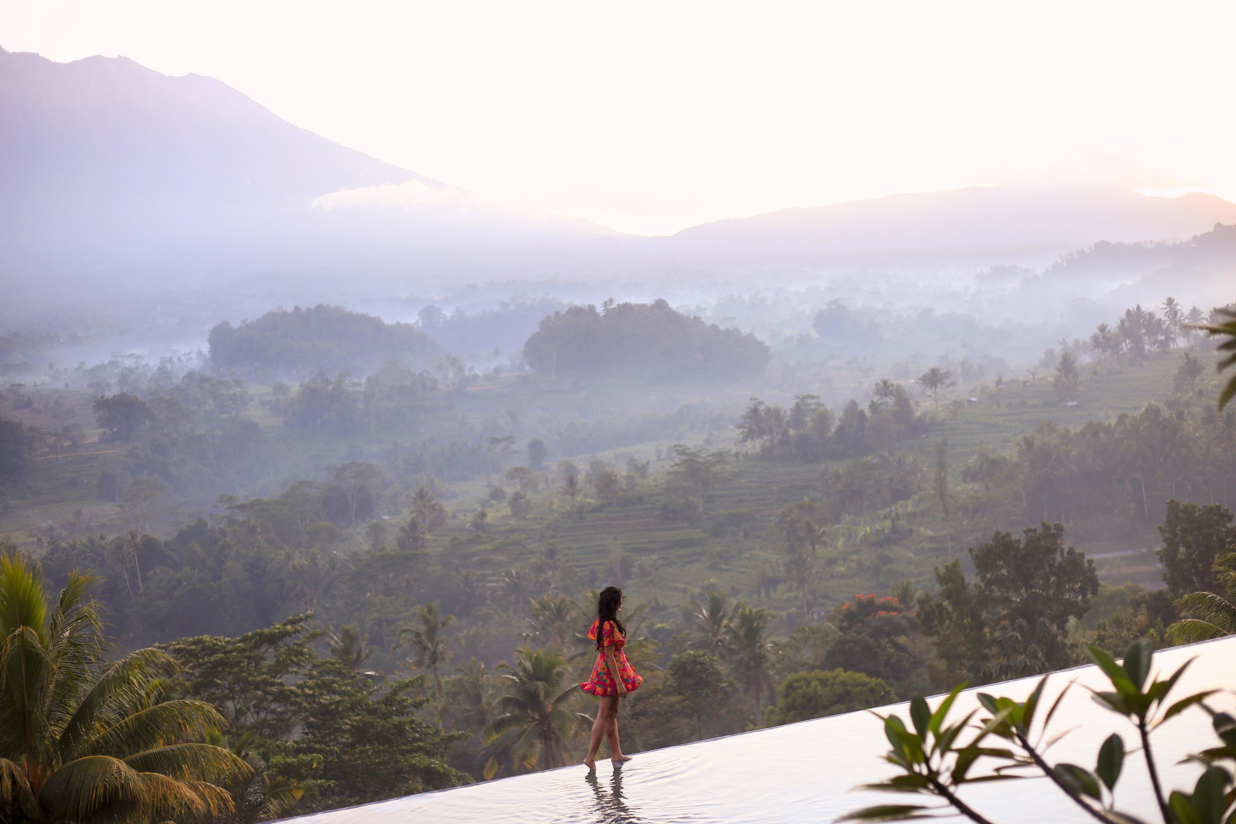 One of the most magical places we have visited. Sidemen, Bali (May 2019)