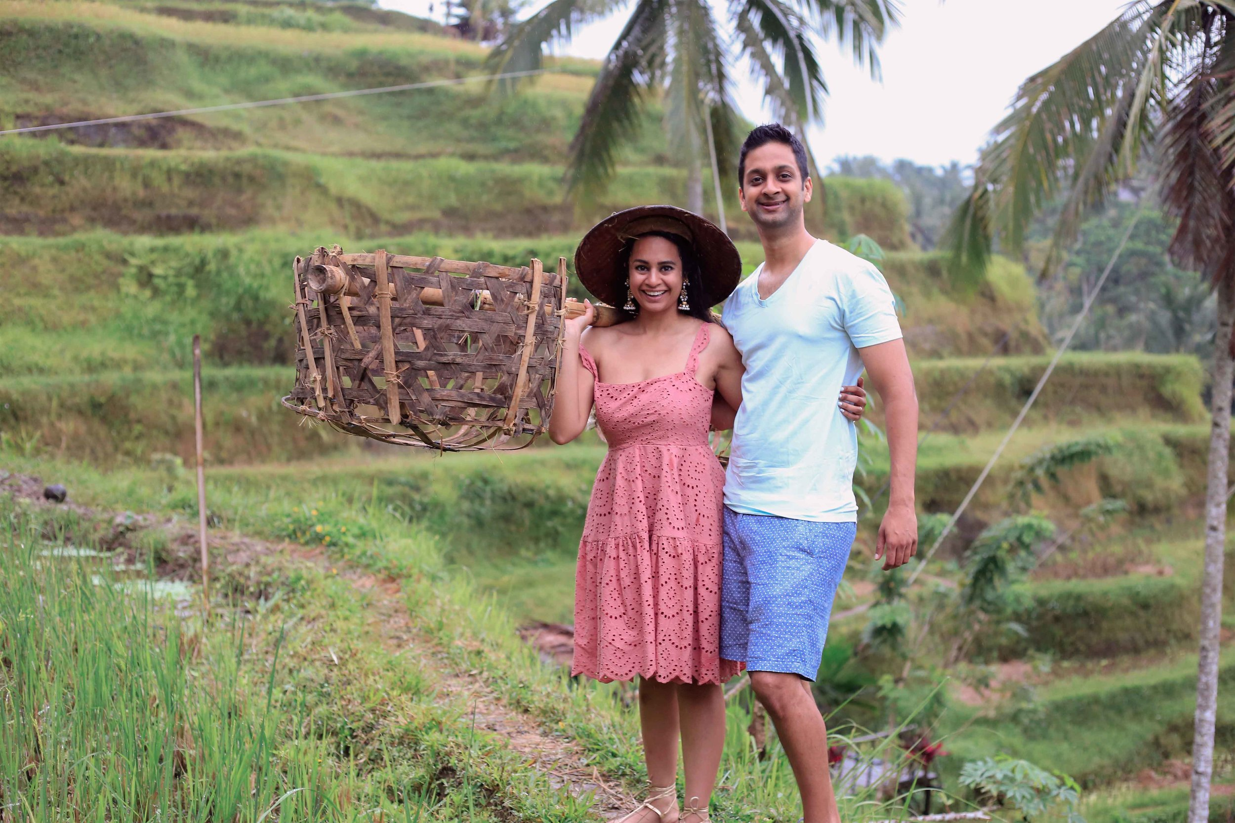 Tegallalung Rice Field Ubud Bali 5 Day Travel Guide Vegetarian Itinerary