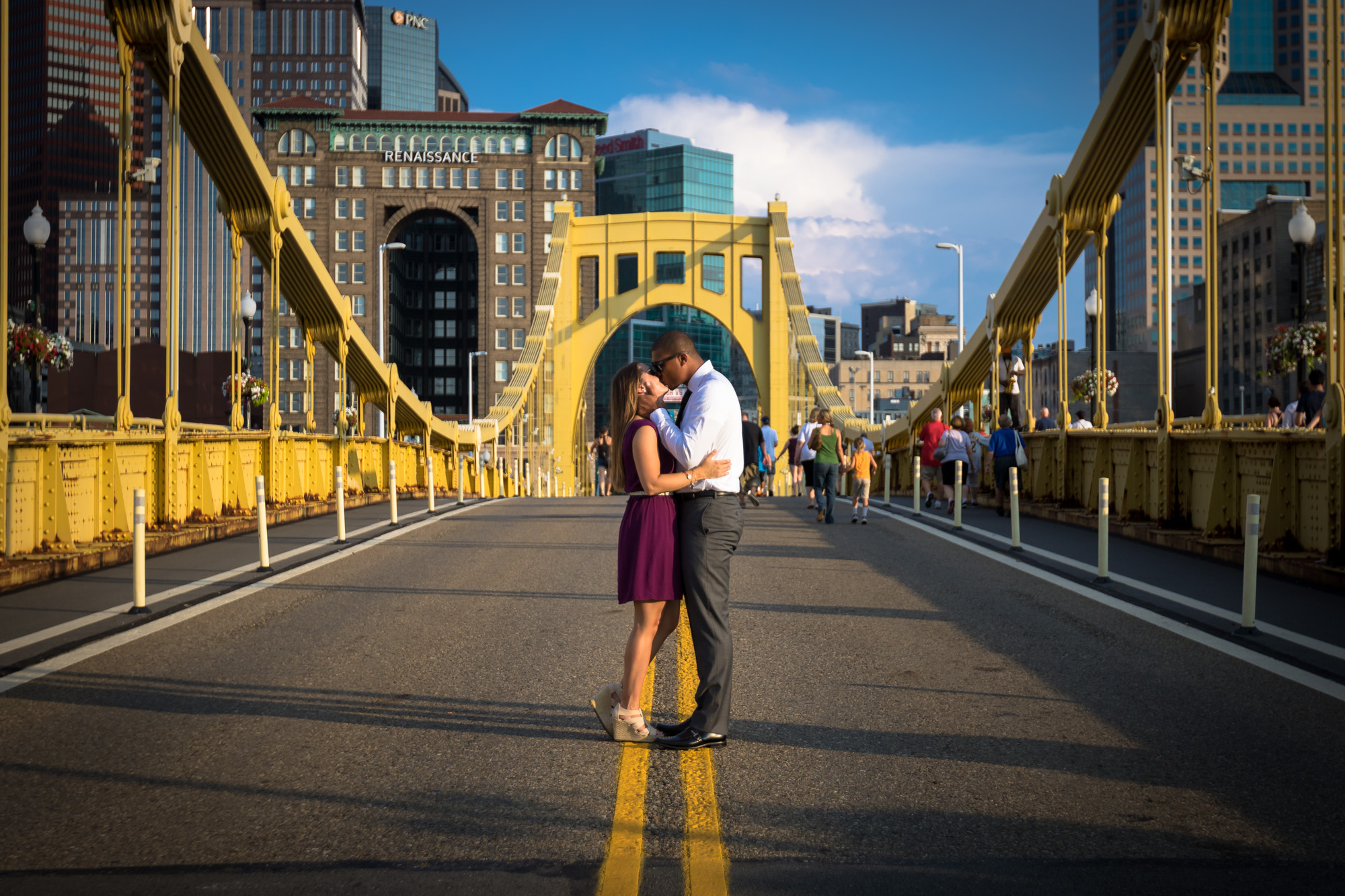 Adam Michaels Photography Engagement Pittsburgh