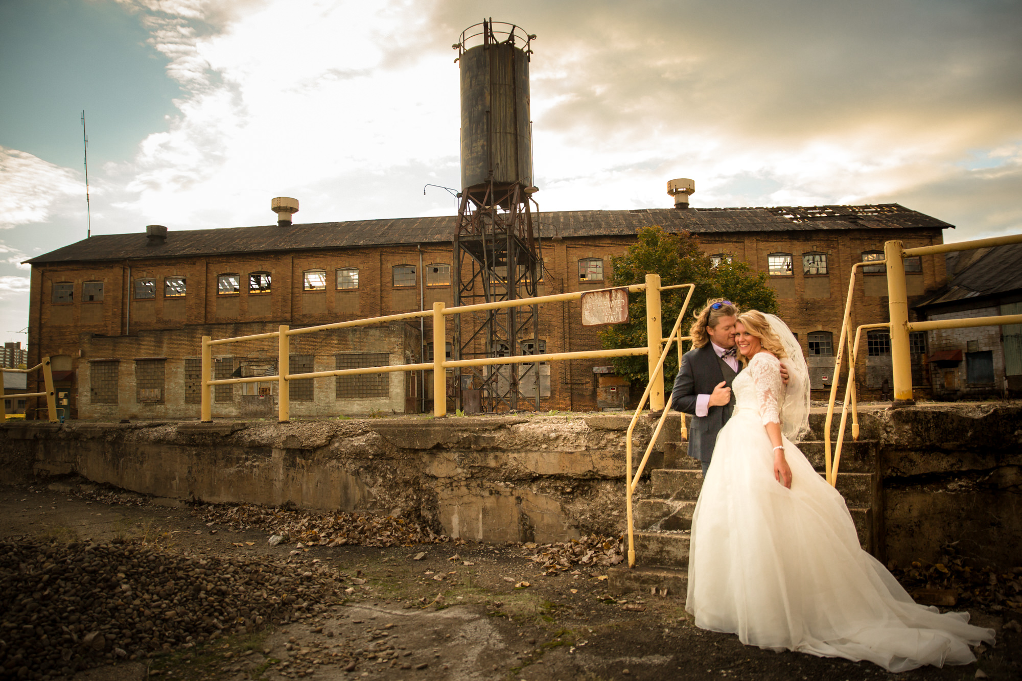 Pittsburgh Industrial Wedding Photographer-2.jpg
