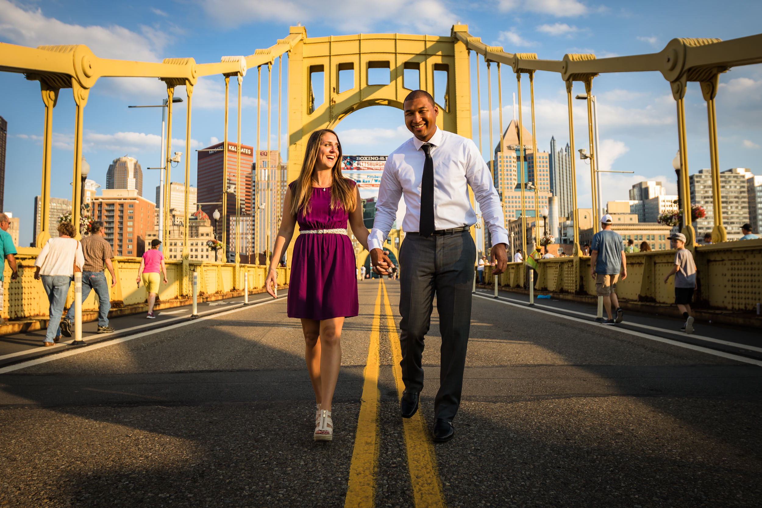 Pittsburgh Engagement Pictures Photographer Pittsburgh