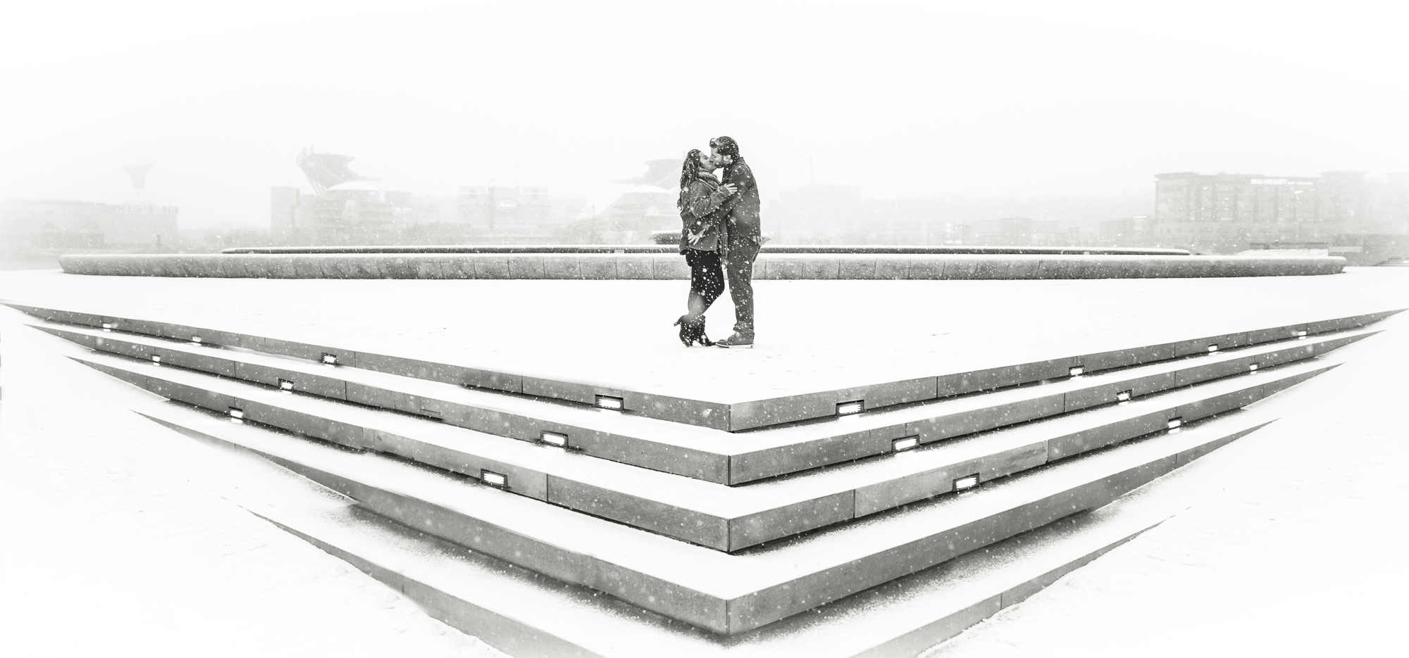 Pittsburgh Snow Engagement.jpg
