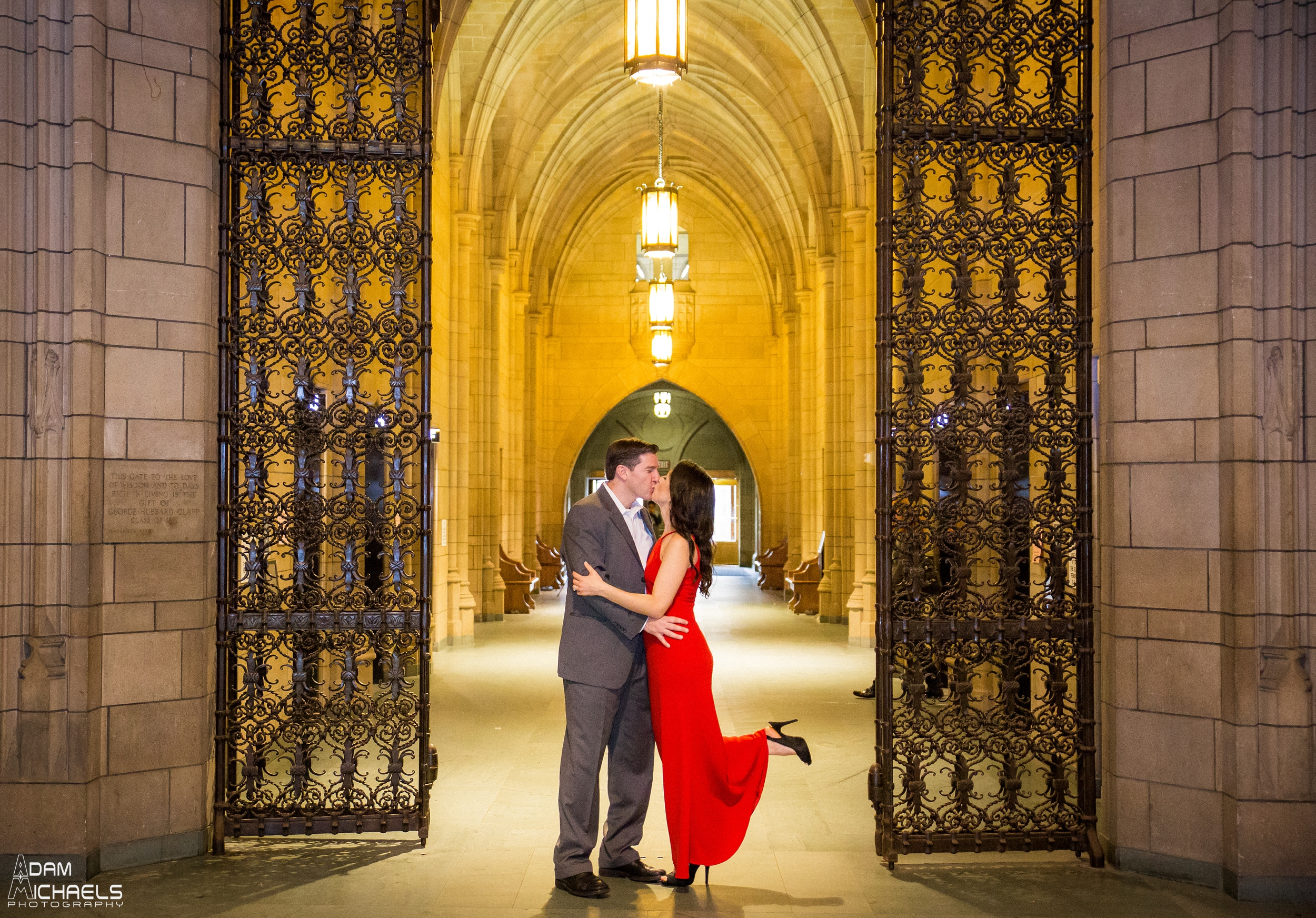 Pitt Cathedral of Learning Engagement Pictures_0898.jpg