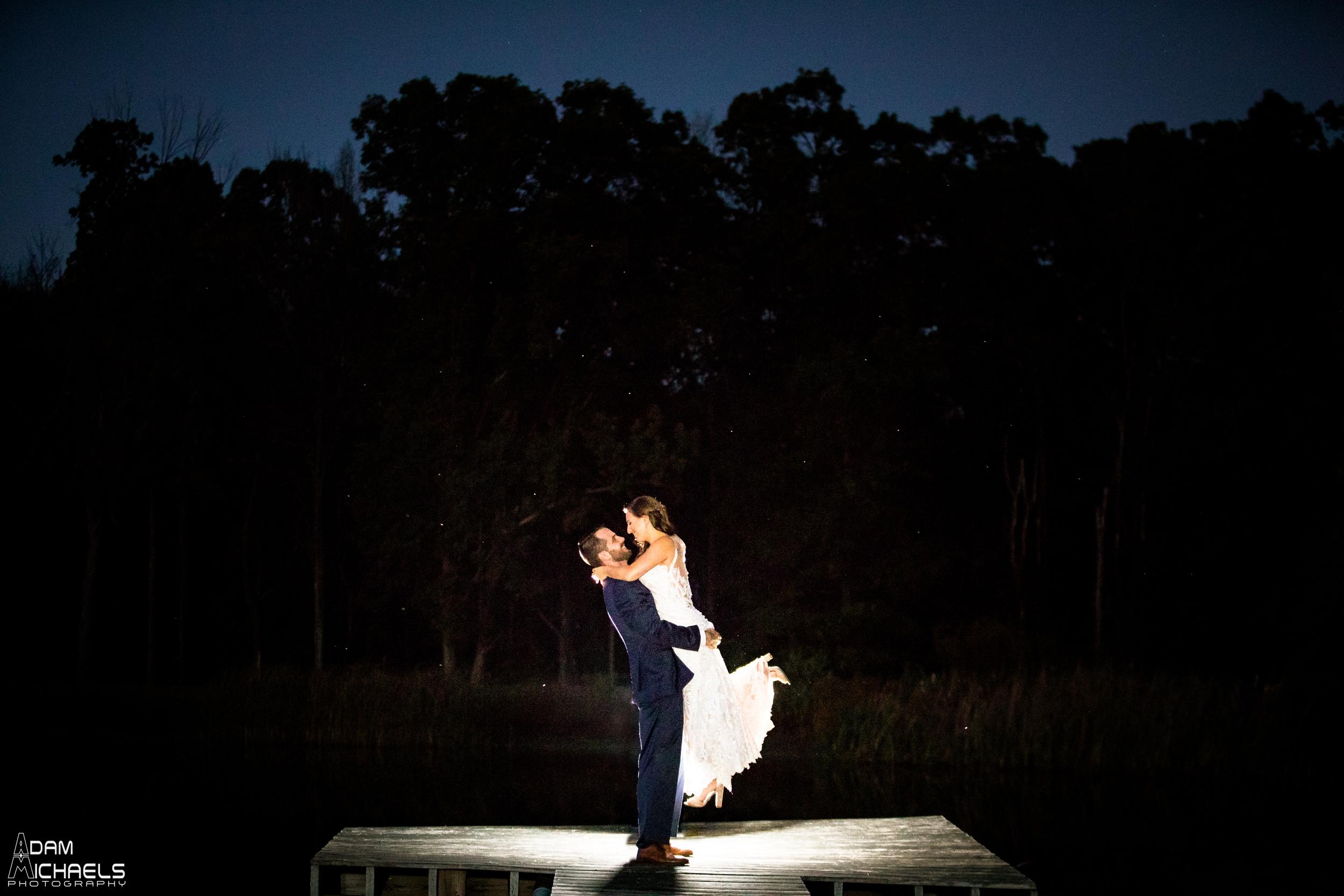 Wedding Pinehall at Eisler Farms