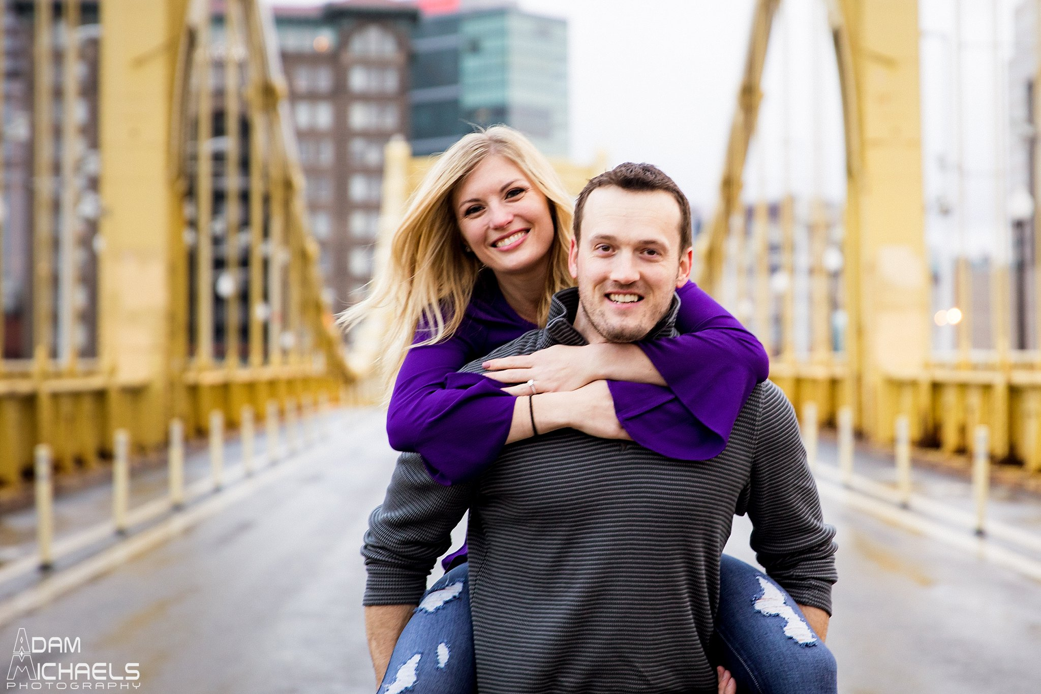Clemente Bridge Pittsburgh Engagement_0250.jpg