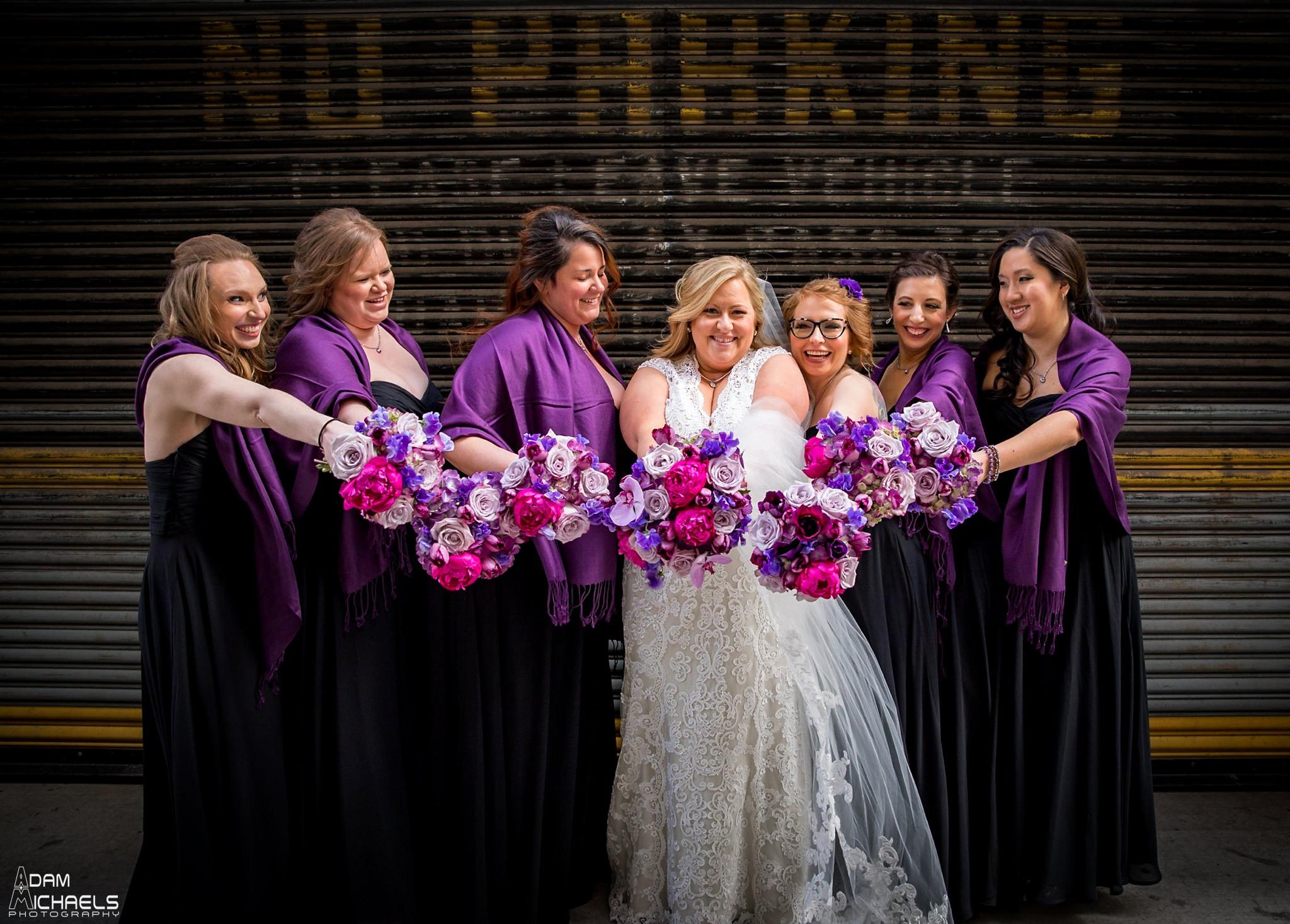 Mellon Square Pittsburgh Bride Wedding Portraits2117.jpg
