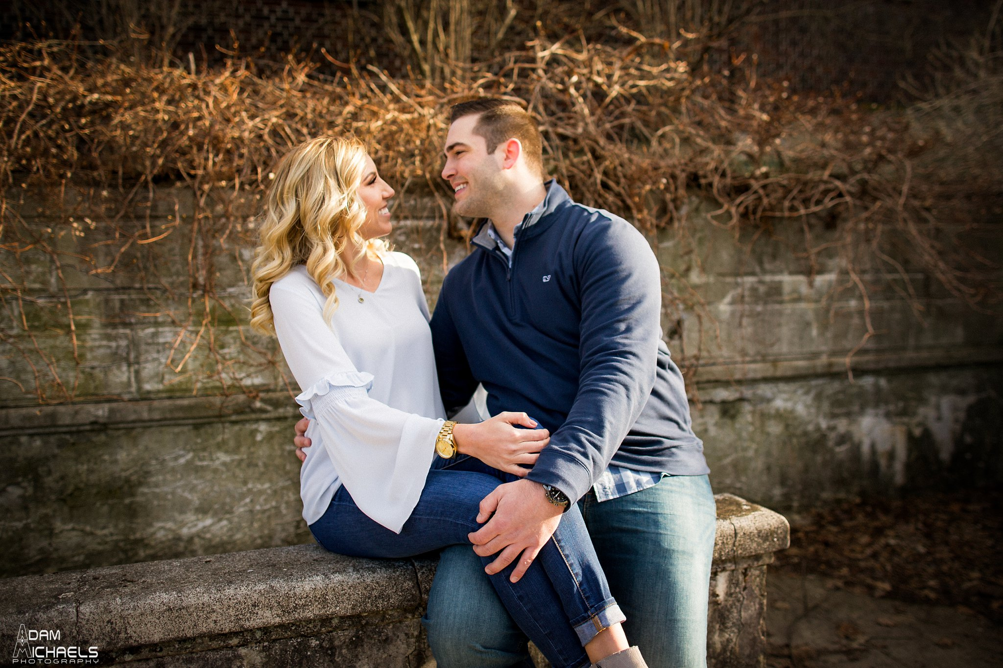 Mellon Park Engagement Save the Date Photos-3.jpg