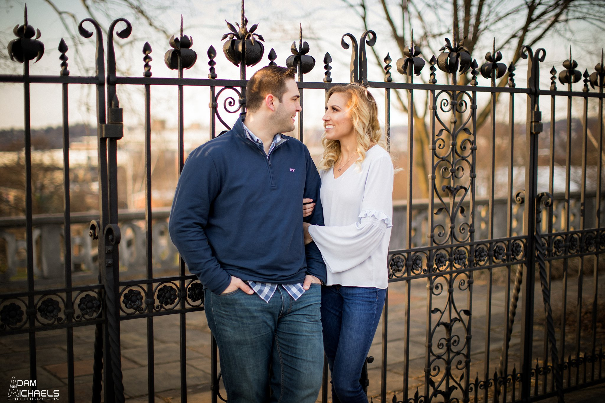 Mellon Park Engagement Save the Date Photos-16.jpg