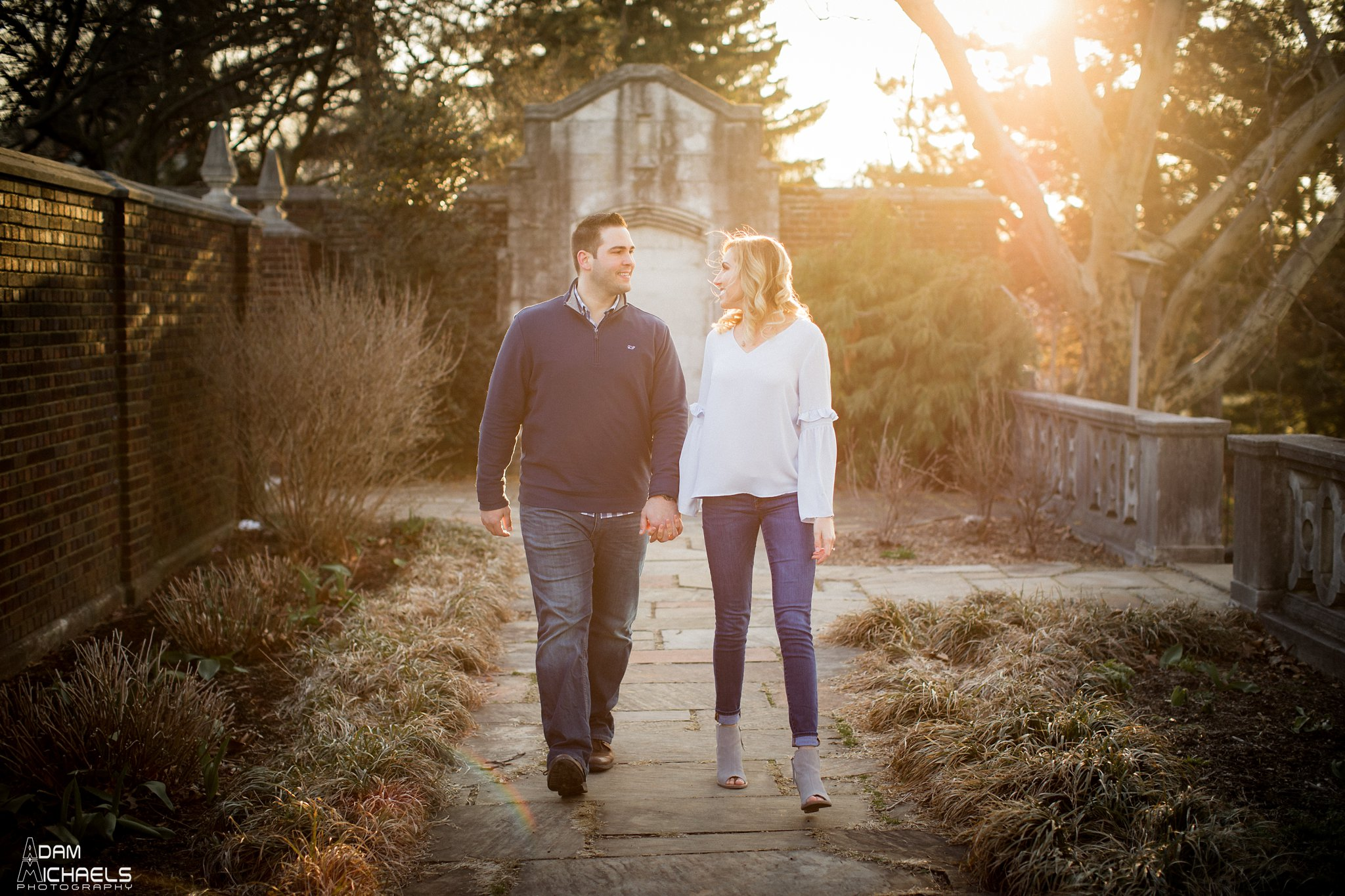 Mellon Park Engagement Save the Date Photos-20.jpg