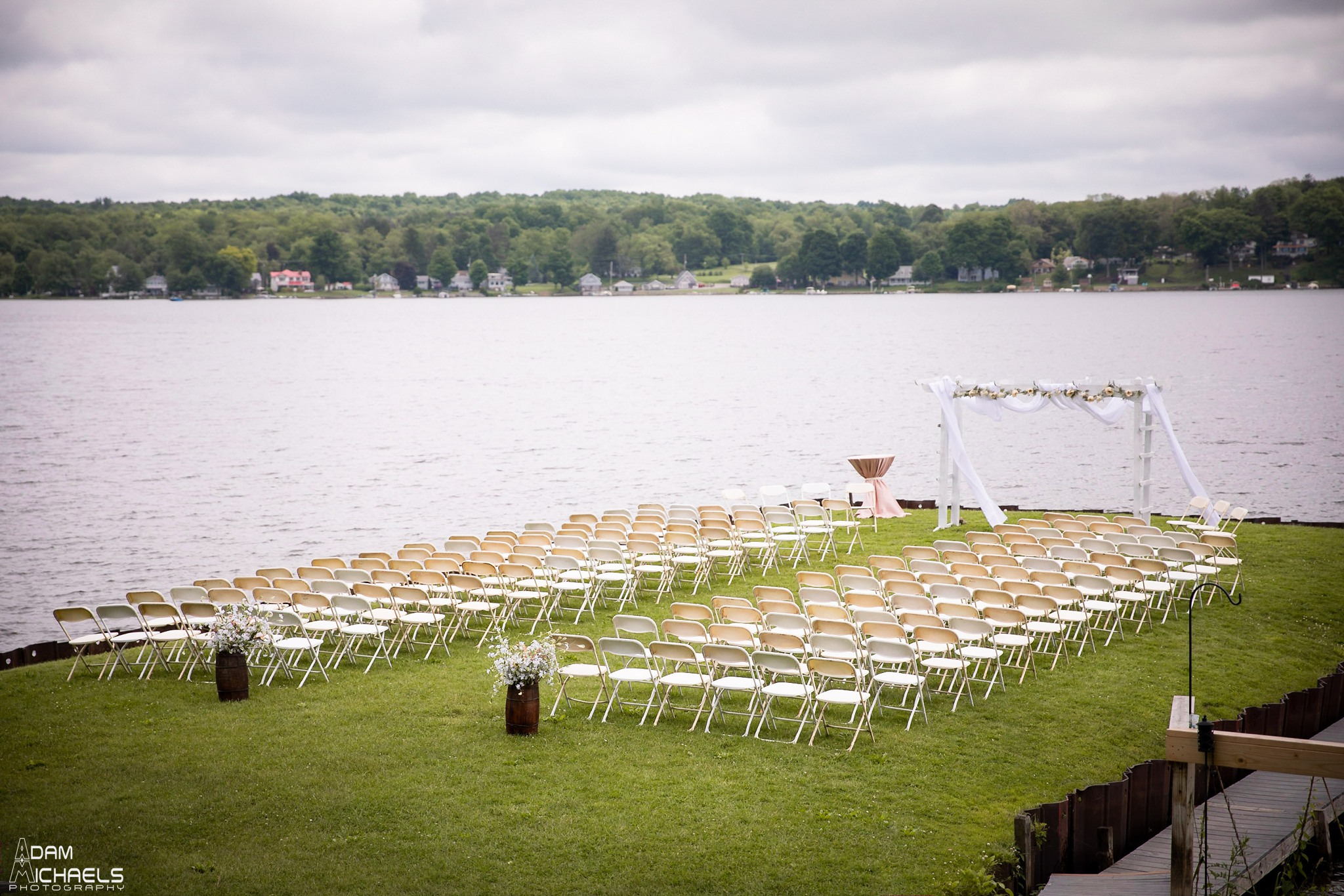 Conneaut Lake Hotel Wedding Setup.jpg