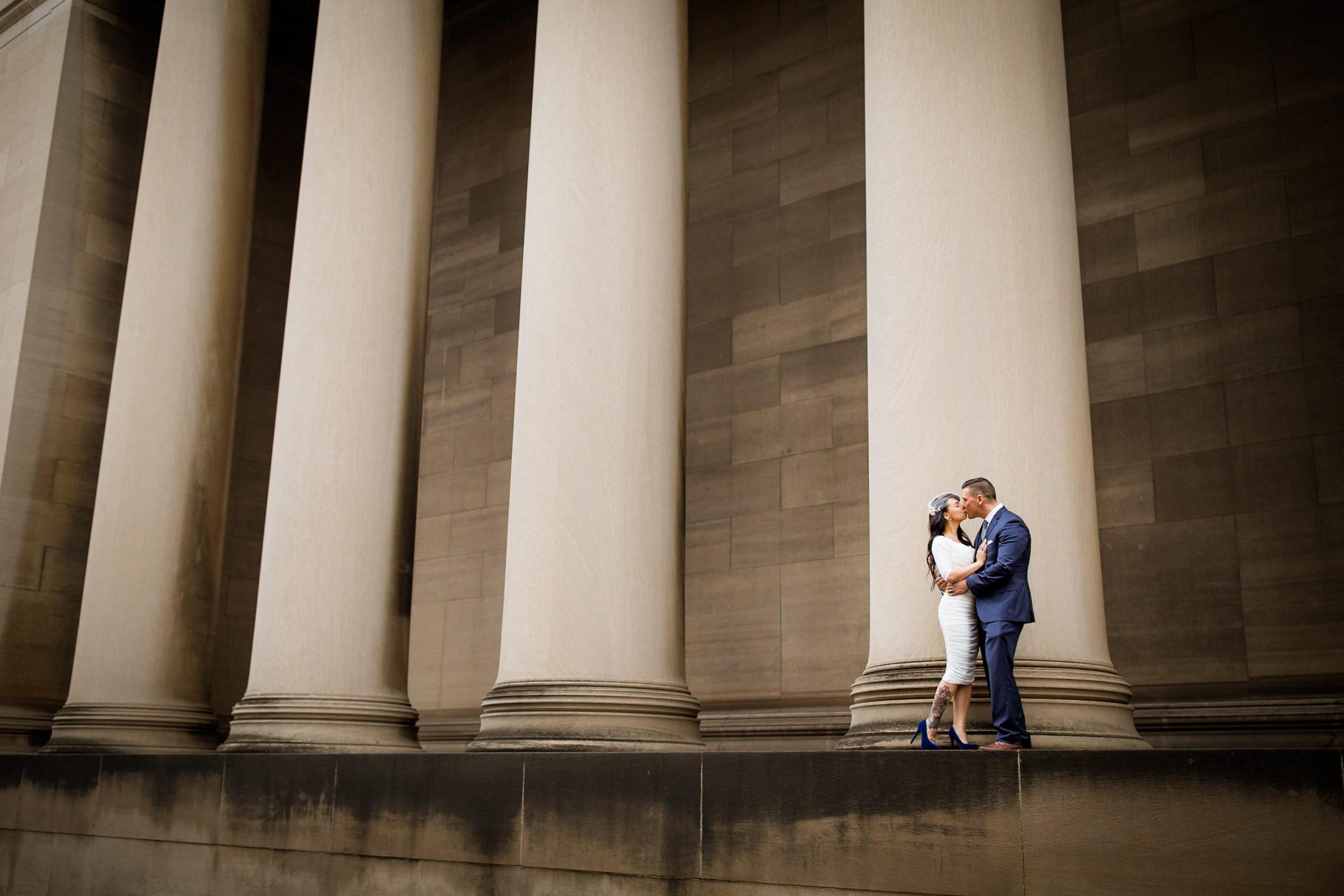 Mellon Institute CMU Columns Wedding Pictures-7.jpg