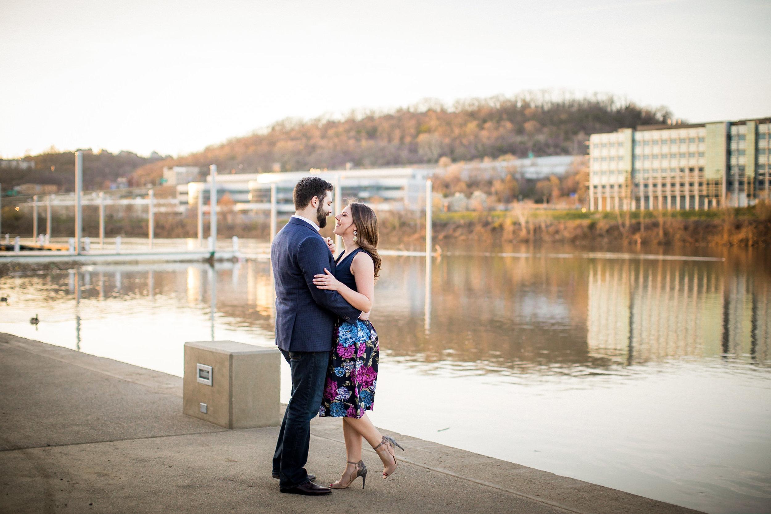 Southside Hot Metal Bridge Wedding Engagement Picture Locations-29.jpg