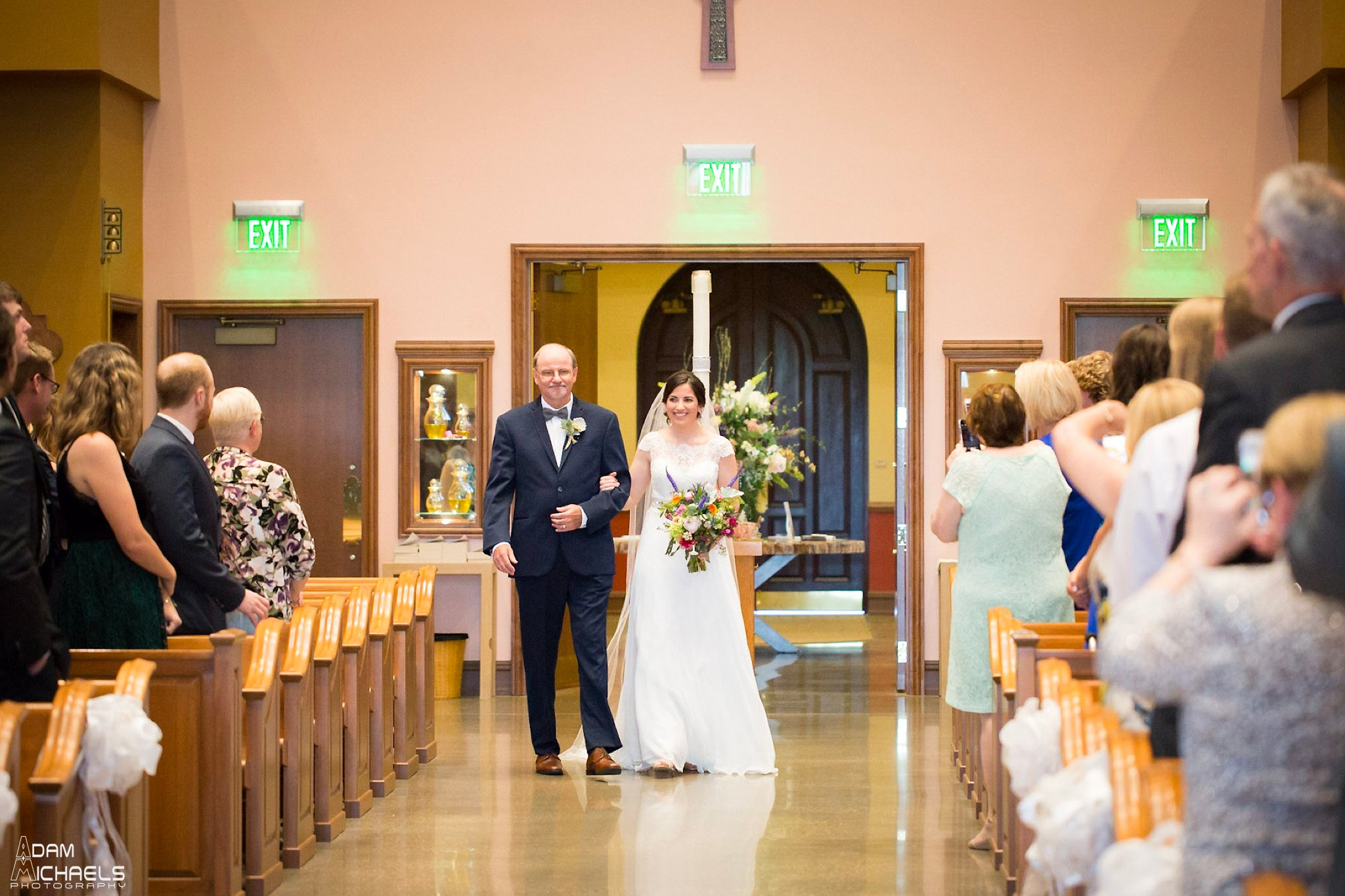 St. Alexis Church Wedding