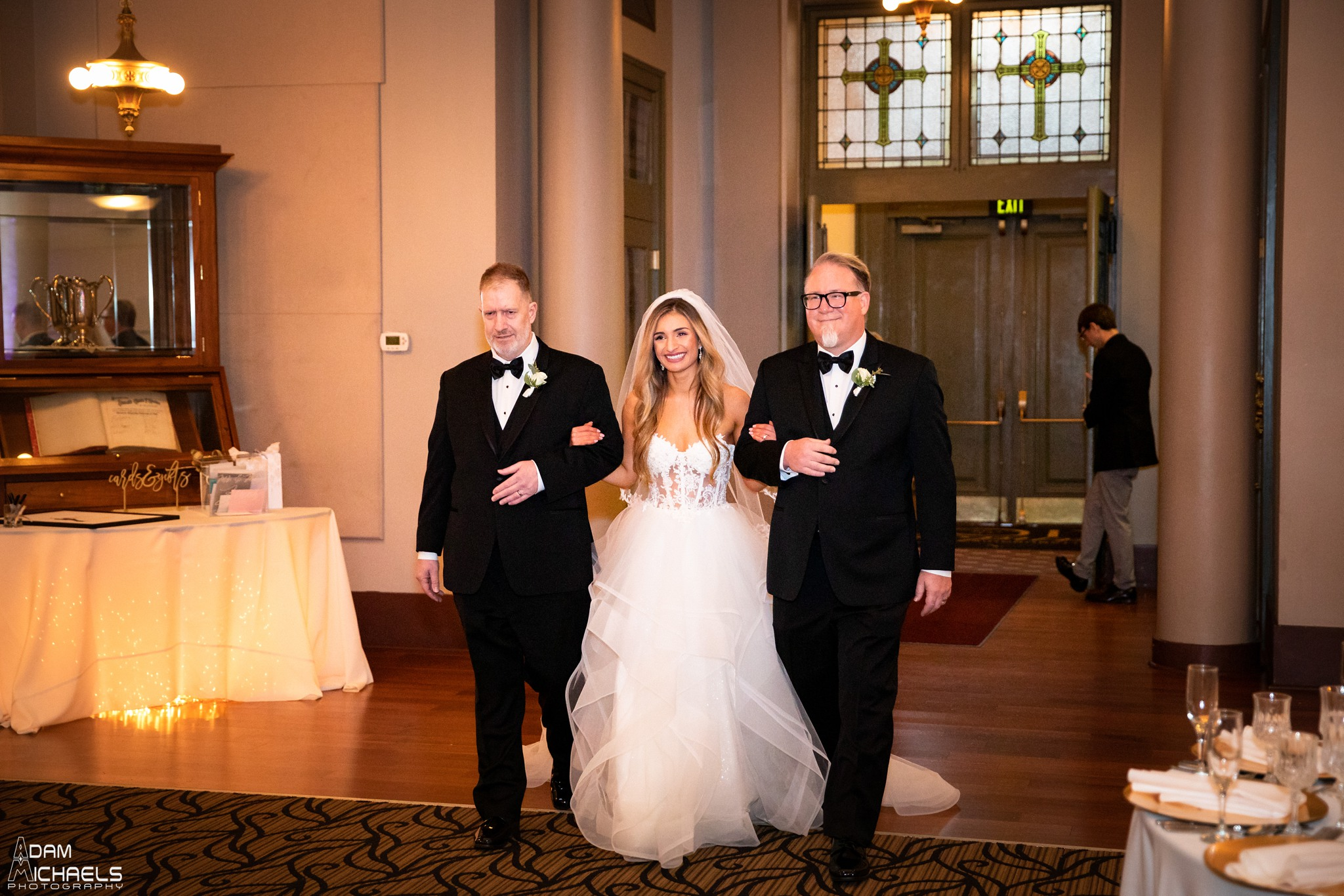 Pittsburgh Grand Hall at the Priory Ceremony Wedding Pictures_2757.jpg