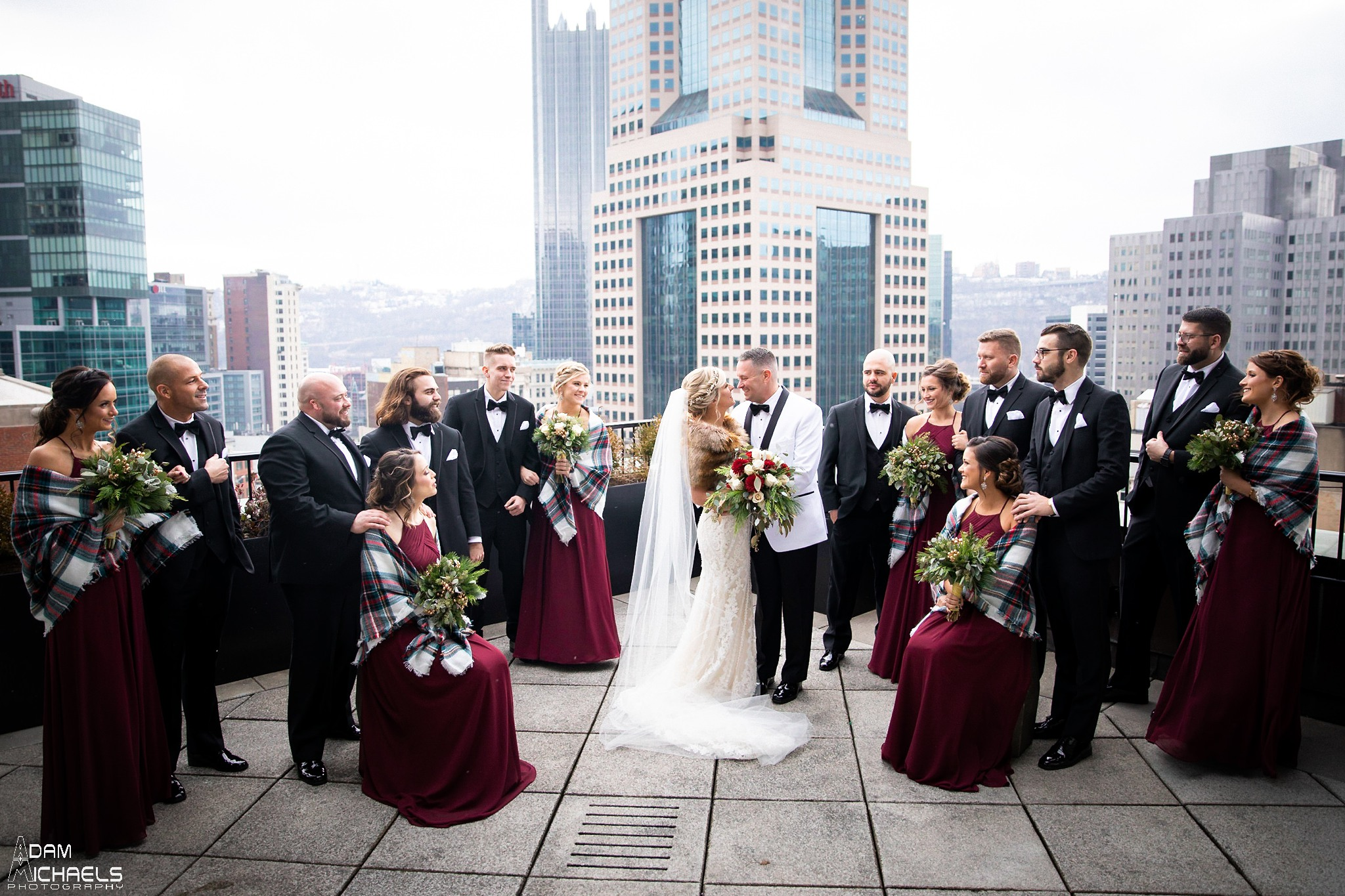 Pittsburgh Renaissance Hotel Wedding Pictures Roof_2900.jpg