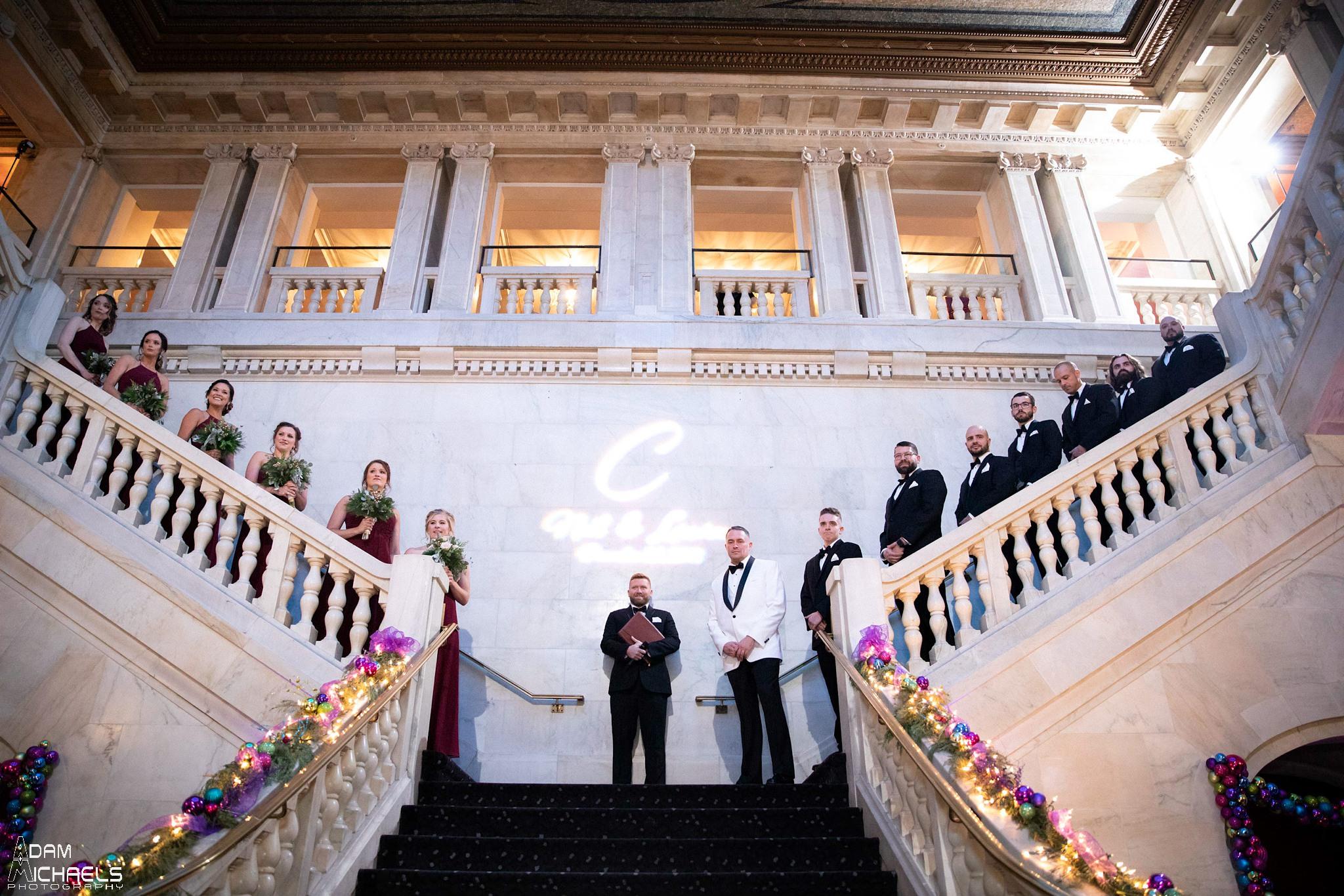 Pittsburgh Renaissance Hotel Wedding Ceremony Pictures_2913.jpg