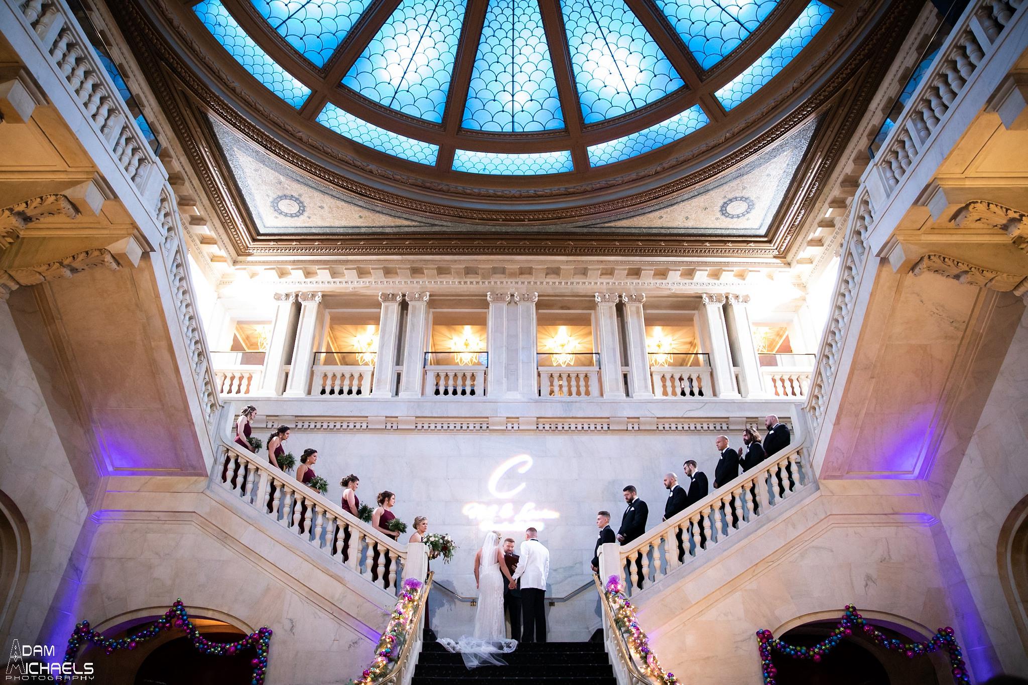 Pittsburgh Renaissance Hotel Wedding Ceremony Pictures_2922.jpg