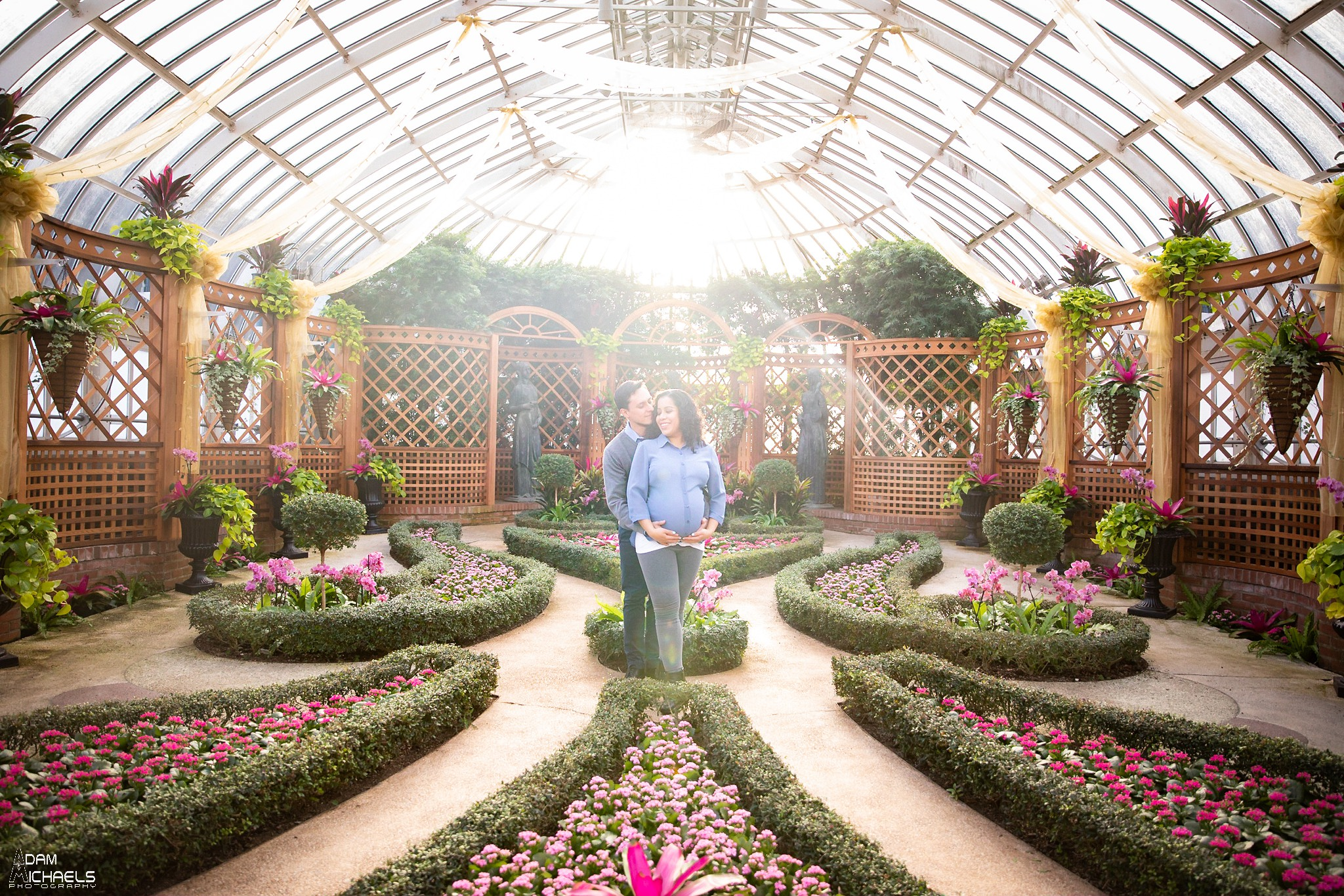 Phipps Conservatory Broderie Room Maternity.jpg