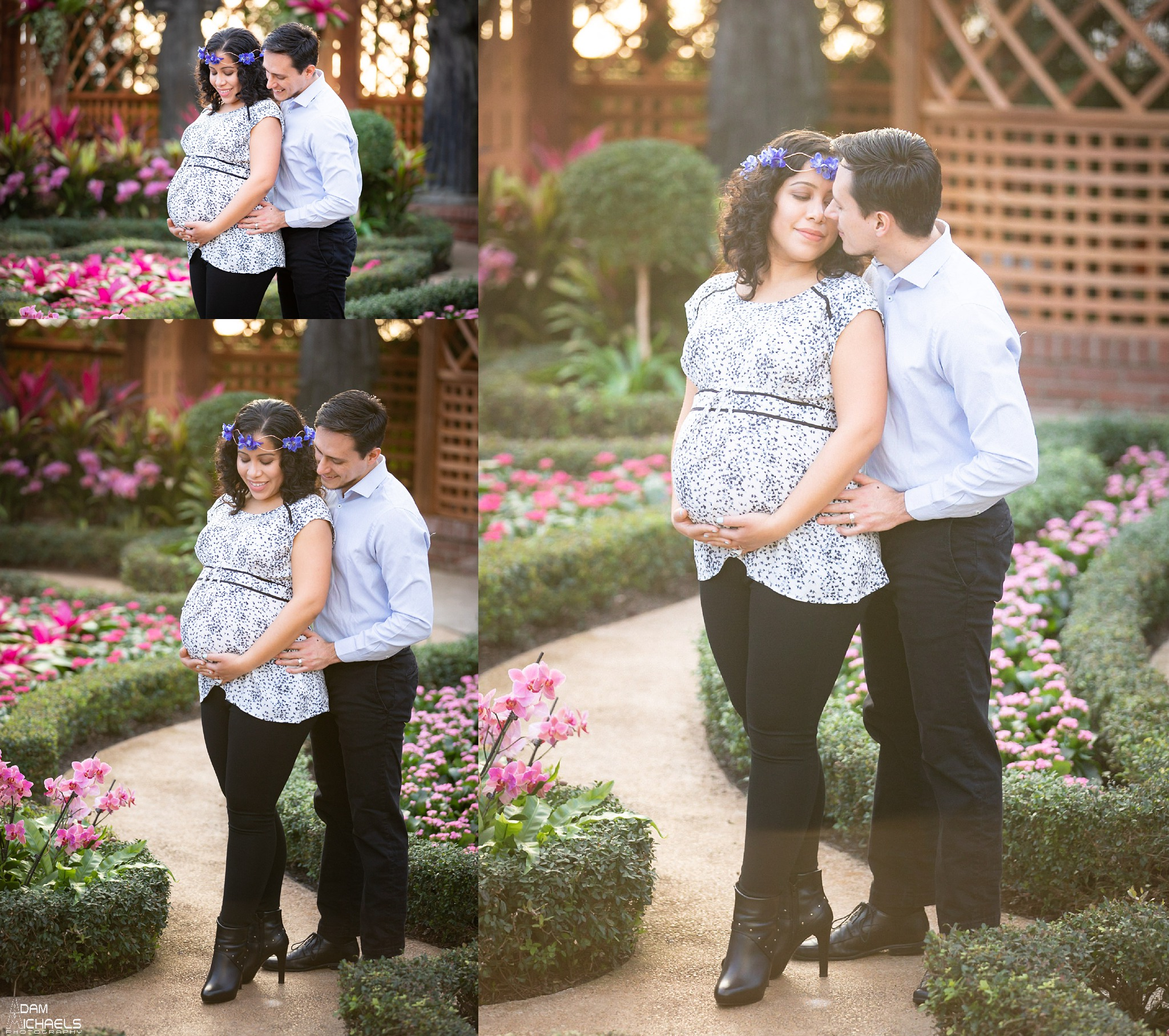 Pittsburgh Maternity Pictures Broderie Room Phipps Conservatory_3096.jpg