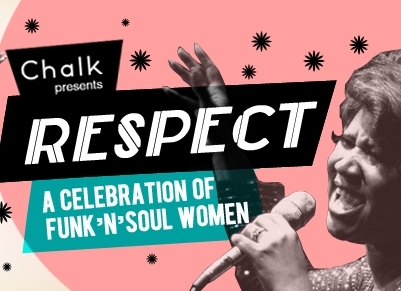 RESPECT - A celebration of Funk 'n' Soul Women
