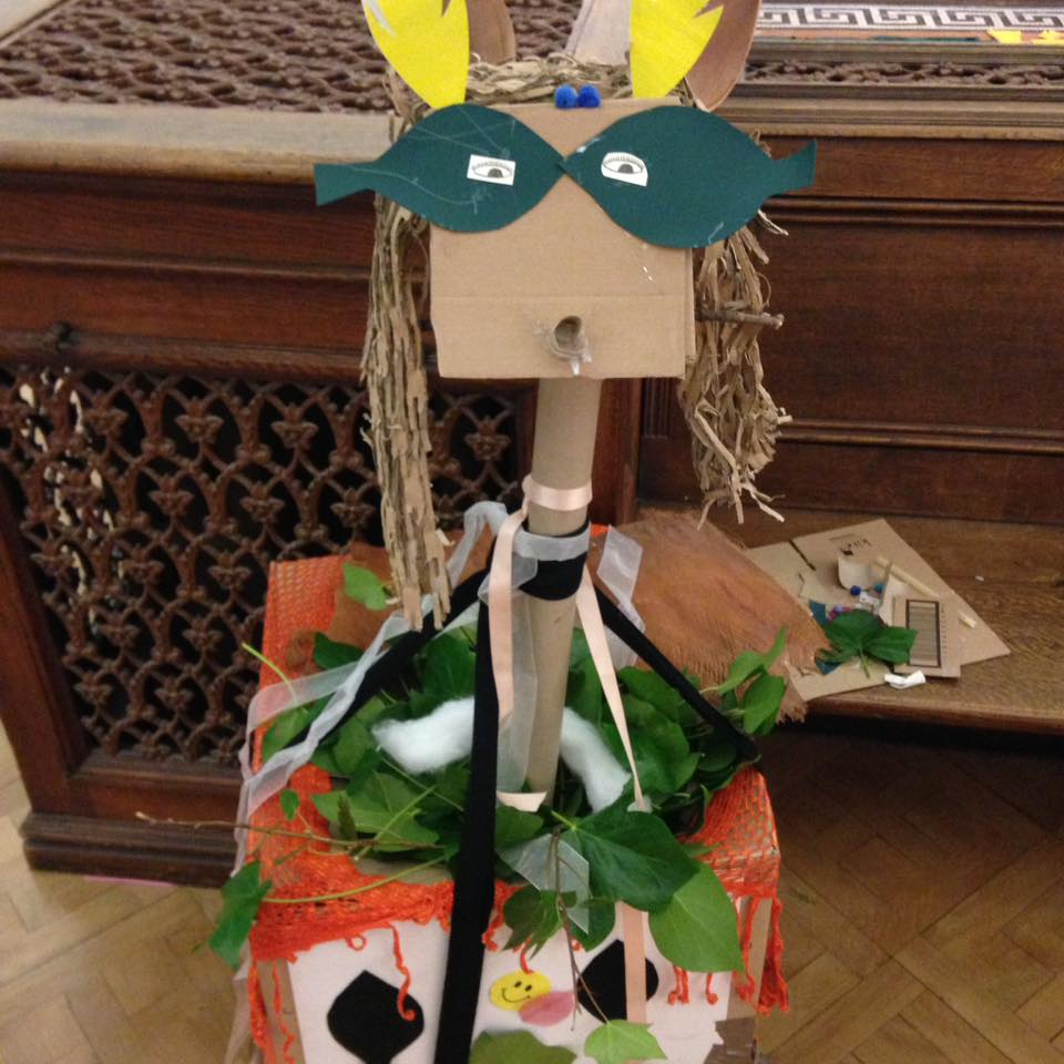 Mythical Beasts @ Shipley Art Gallery