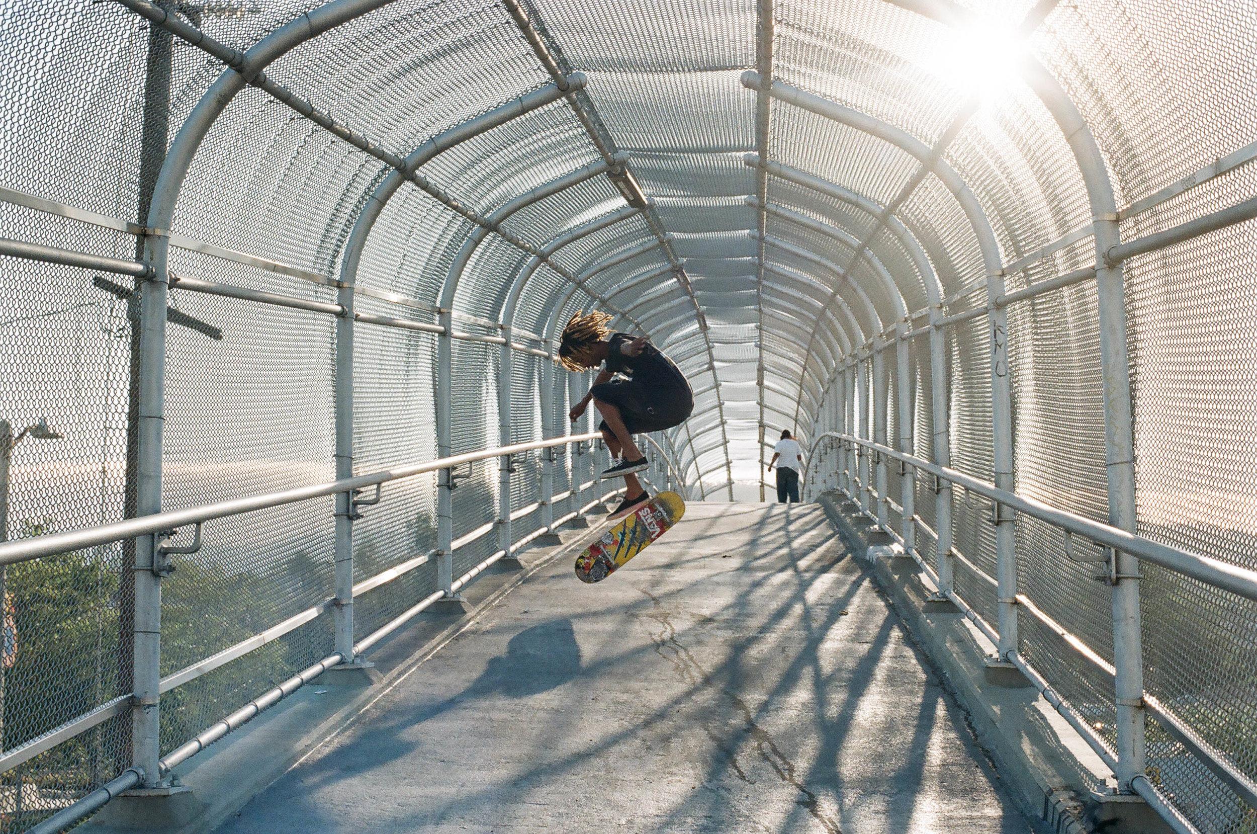 reputation ss17: skateboarder donnie dortch